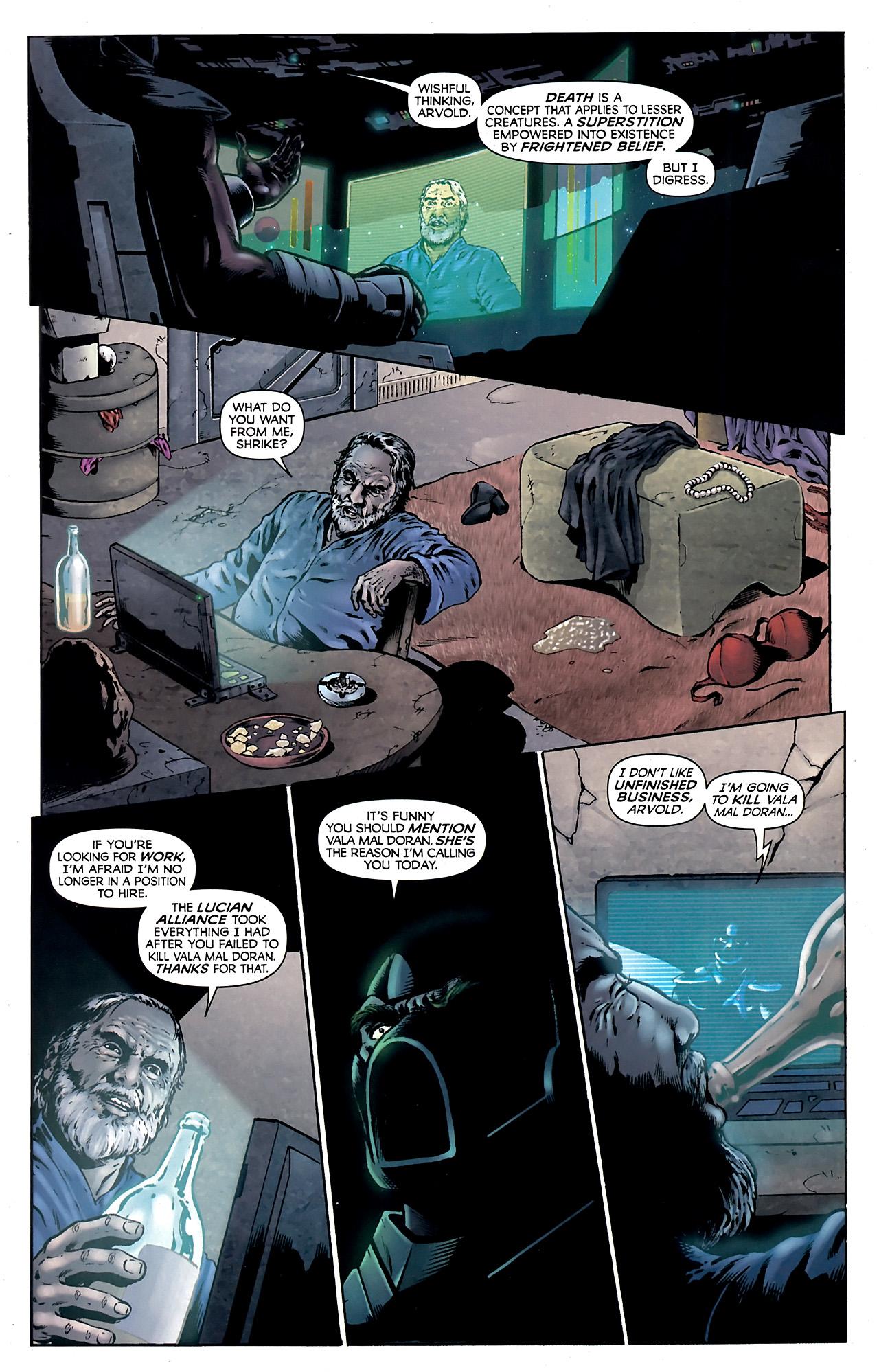 Read online Stargate Vala Mal Doran comic -  Issue #4 - 21