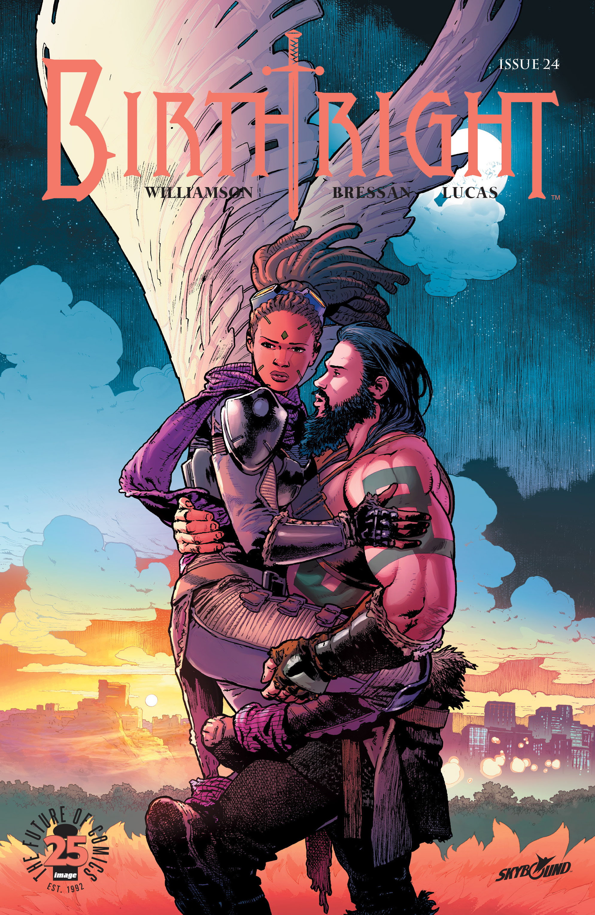 Read online Birthright (2014) comic -  Issue #24 - 1