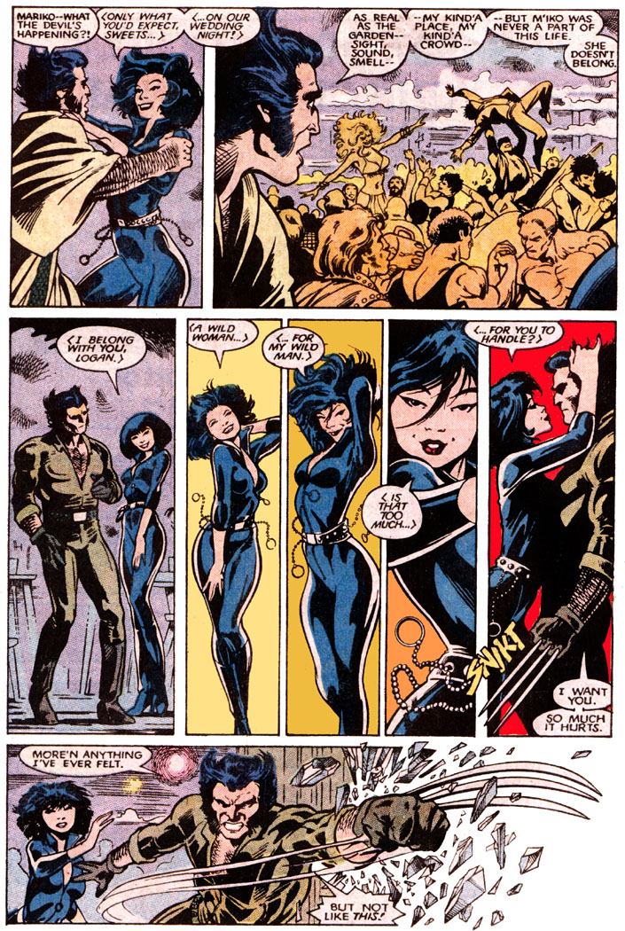Uncanny X-Men (1963) issue _Annual_11 - Page 32