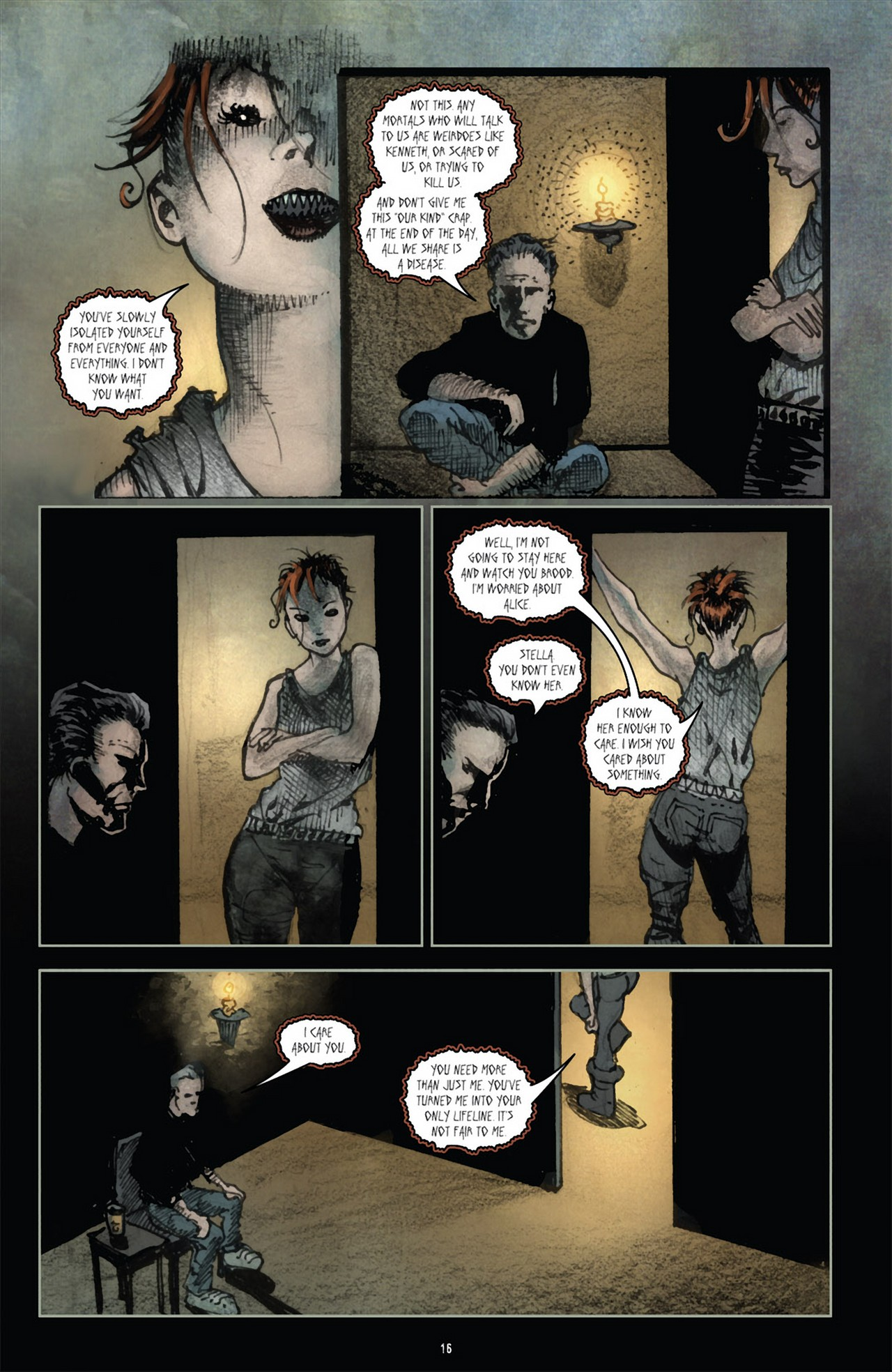 Read online 30 Days of Night (2011) comic -  Issue #3 - 20