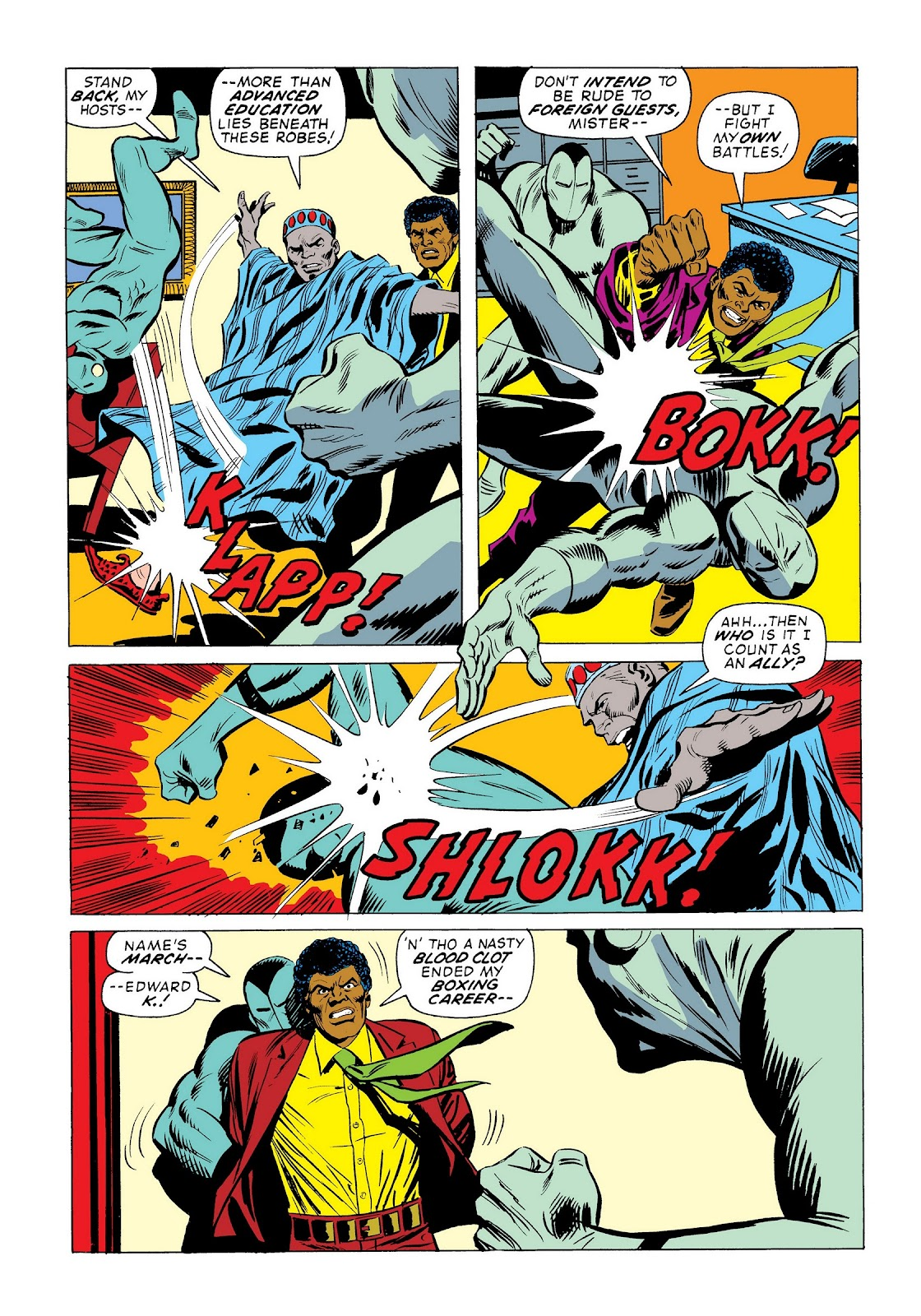 Read online Marvel Masterworks: The Invincible Iron Man comic -  Issue # TPB 9 (Part 3) - 2