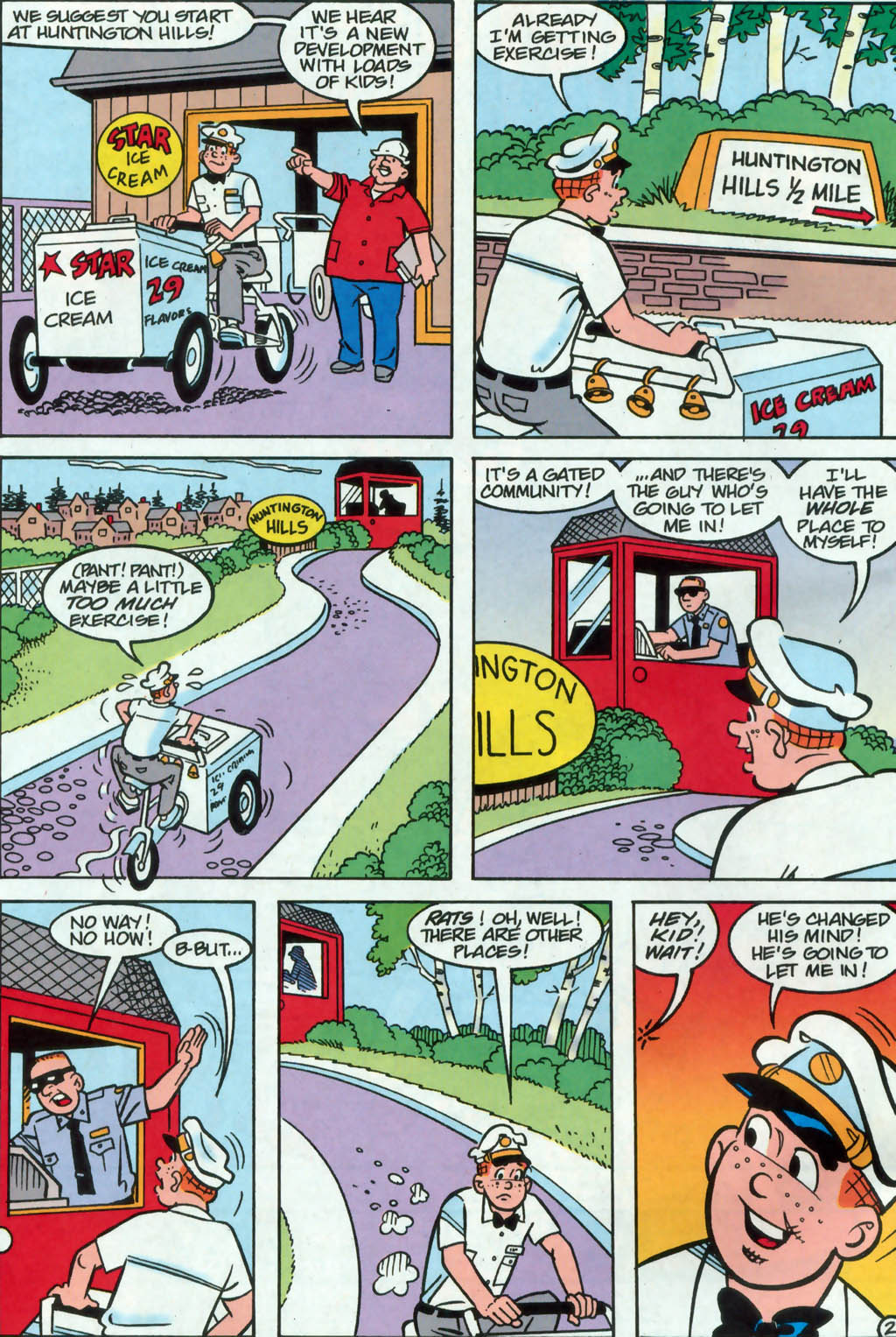 Read online Archie (1960) comic -  Issue #559 - 3