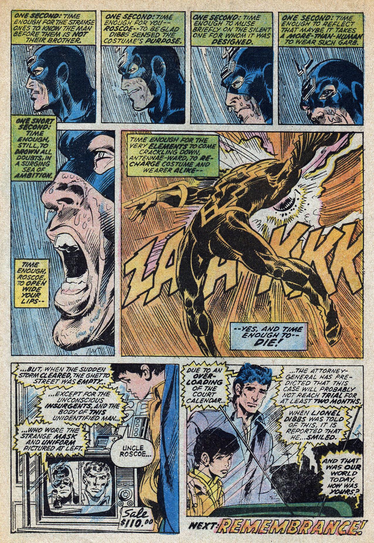 Read online Amazing Adventures (1970) comic -  Issue #8 - 16