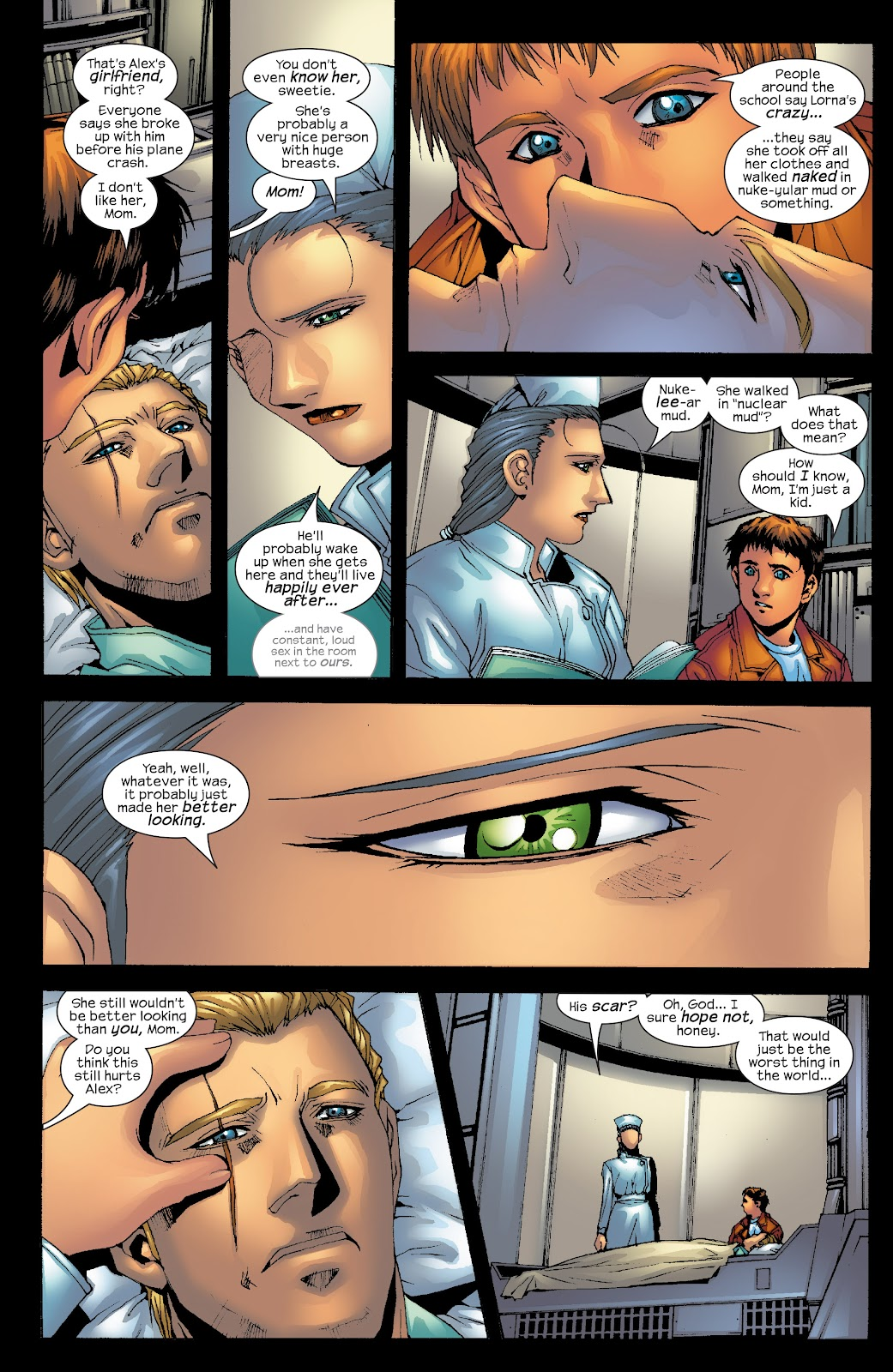 Read online X-Men: Unstoppable comic -  Issue # TPB (Part 3) - 19