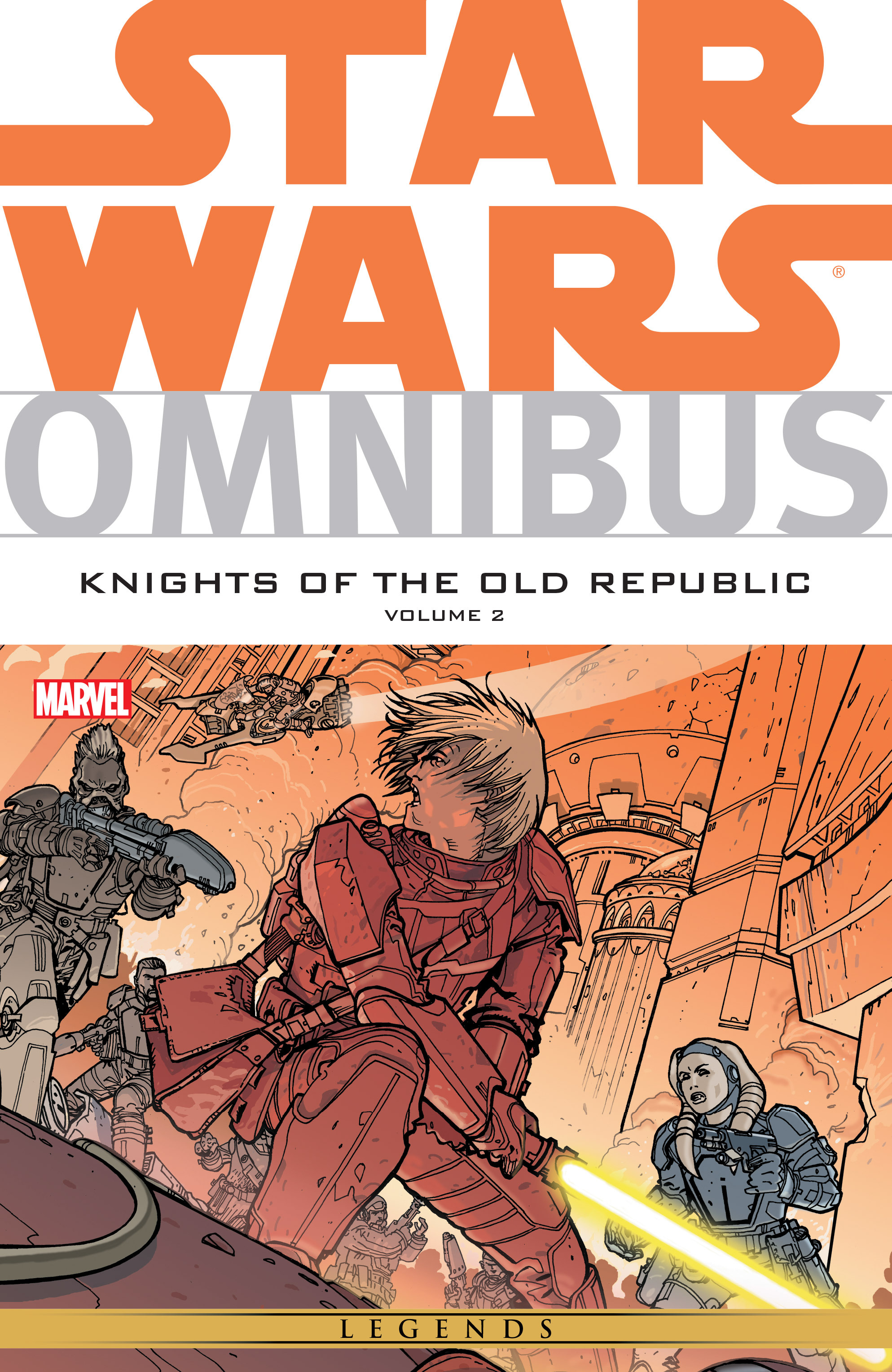 Read online Star Wars Omnibus comic -  Issue # Vol. 32 - 1