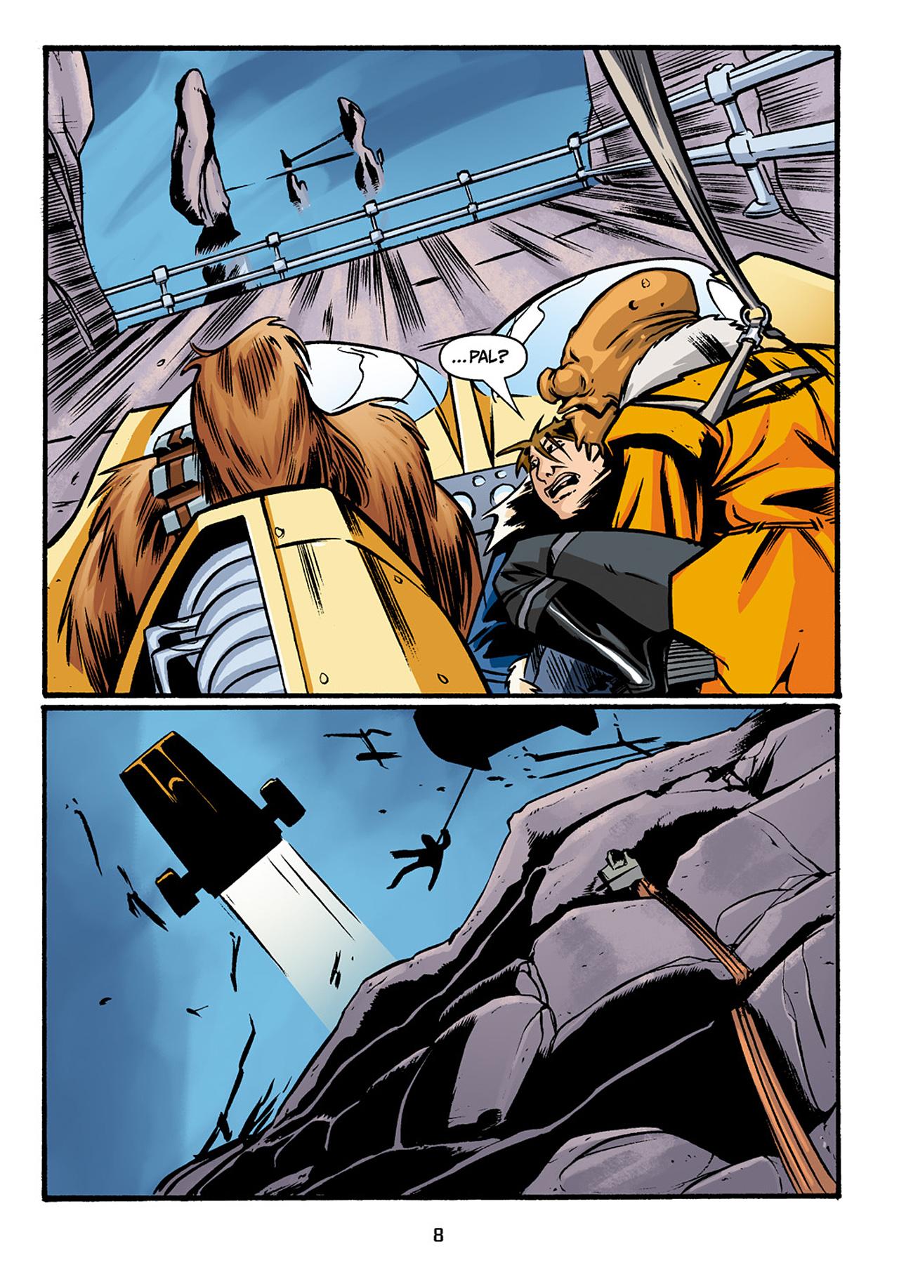 Read online Star Wars Omnibus comic -  Issue # Vol. 33 - 10