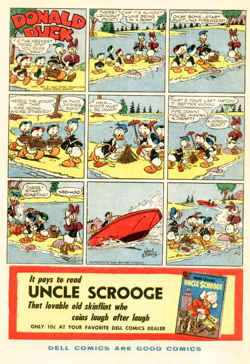 Walt Disney's Comics and Stories issue 192 - Page 34