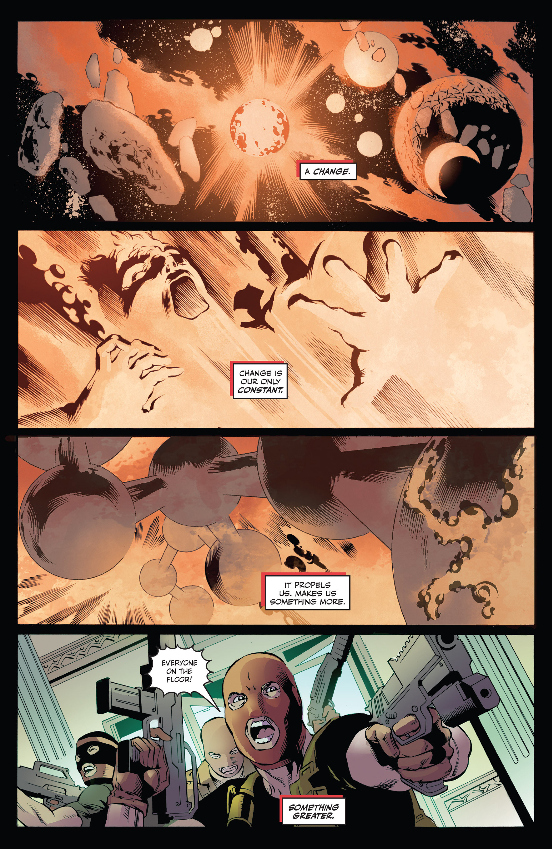 Read online Solar: Man of the Atom (2014) comic -  Issue #1 - 4