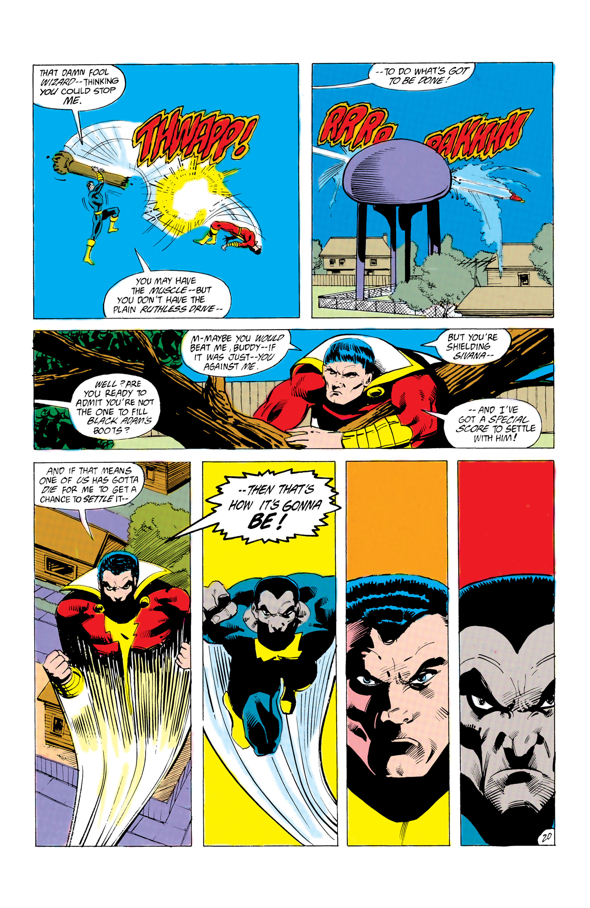 Read online Shazam!: The New Beginning comic -  Issue #3 - 21