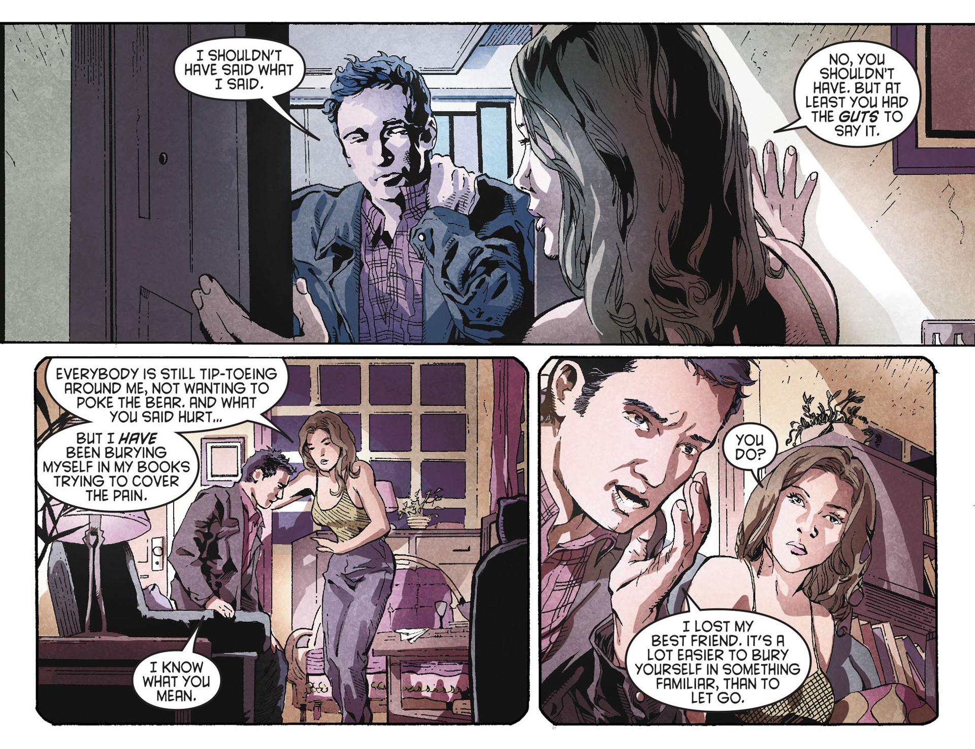 Read online Arrow [II] comic -  Issue #26 - 9
