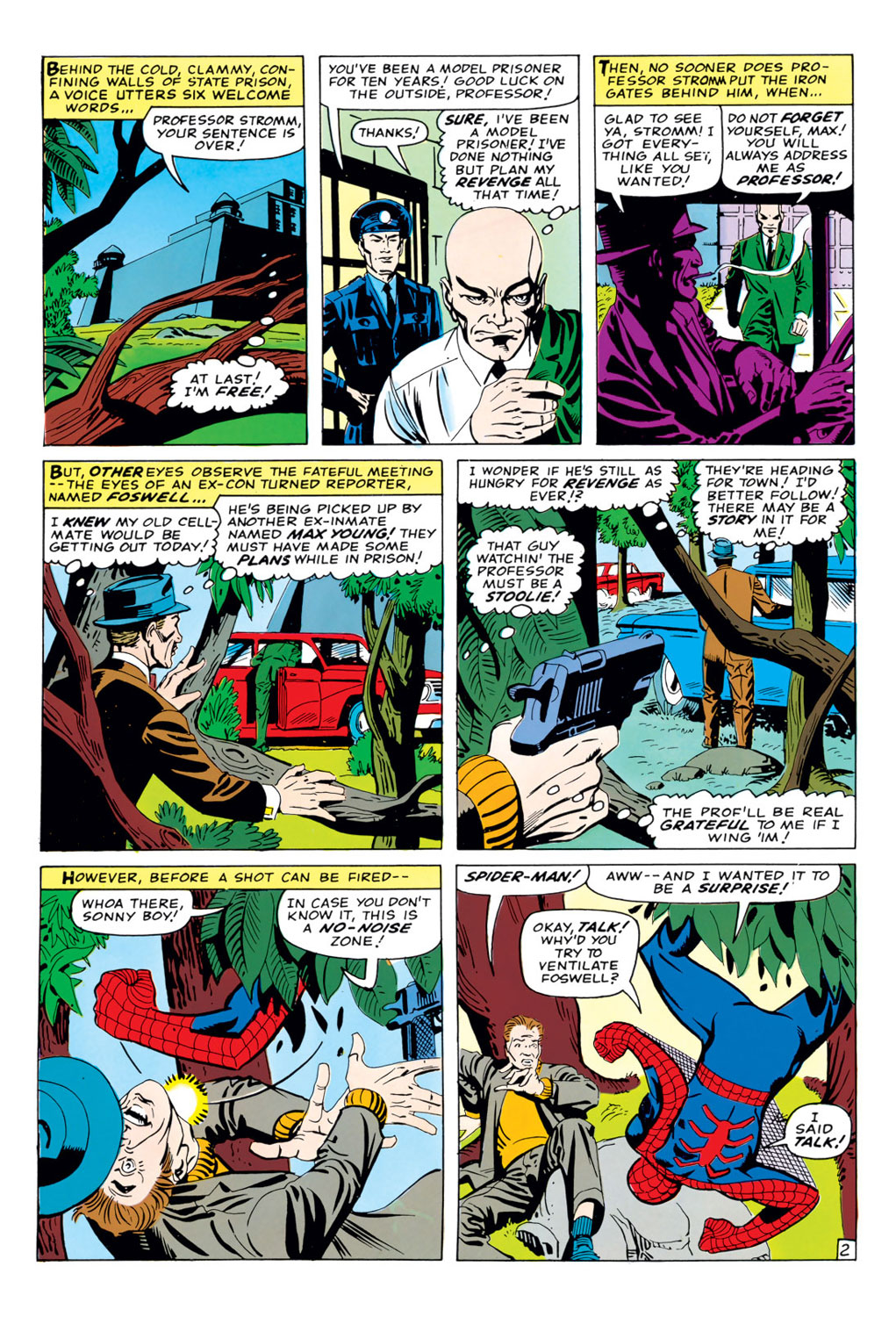 The Amazing Spider-Man (1963) 37 Page 2