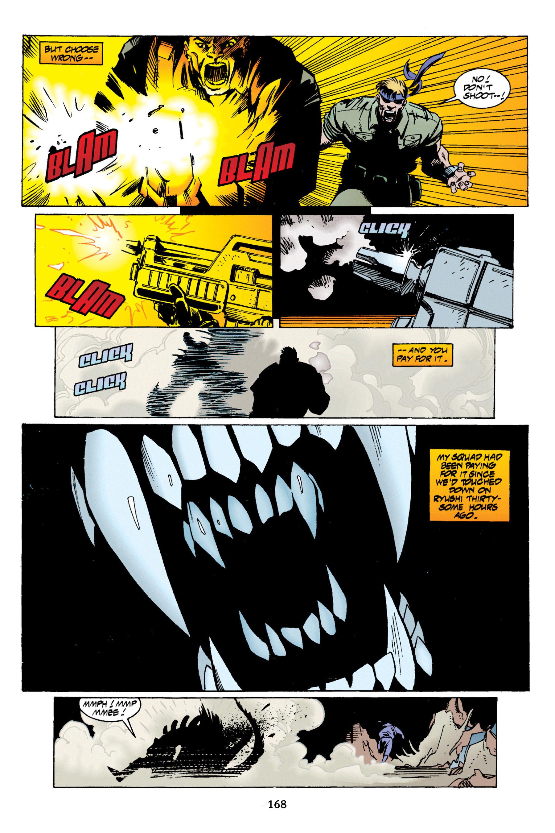 Read online Aliens vs. Predator Omnibus comic -  Issue # _TPB 1 Part 2 - 66