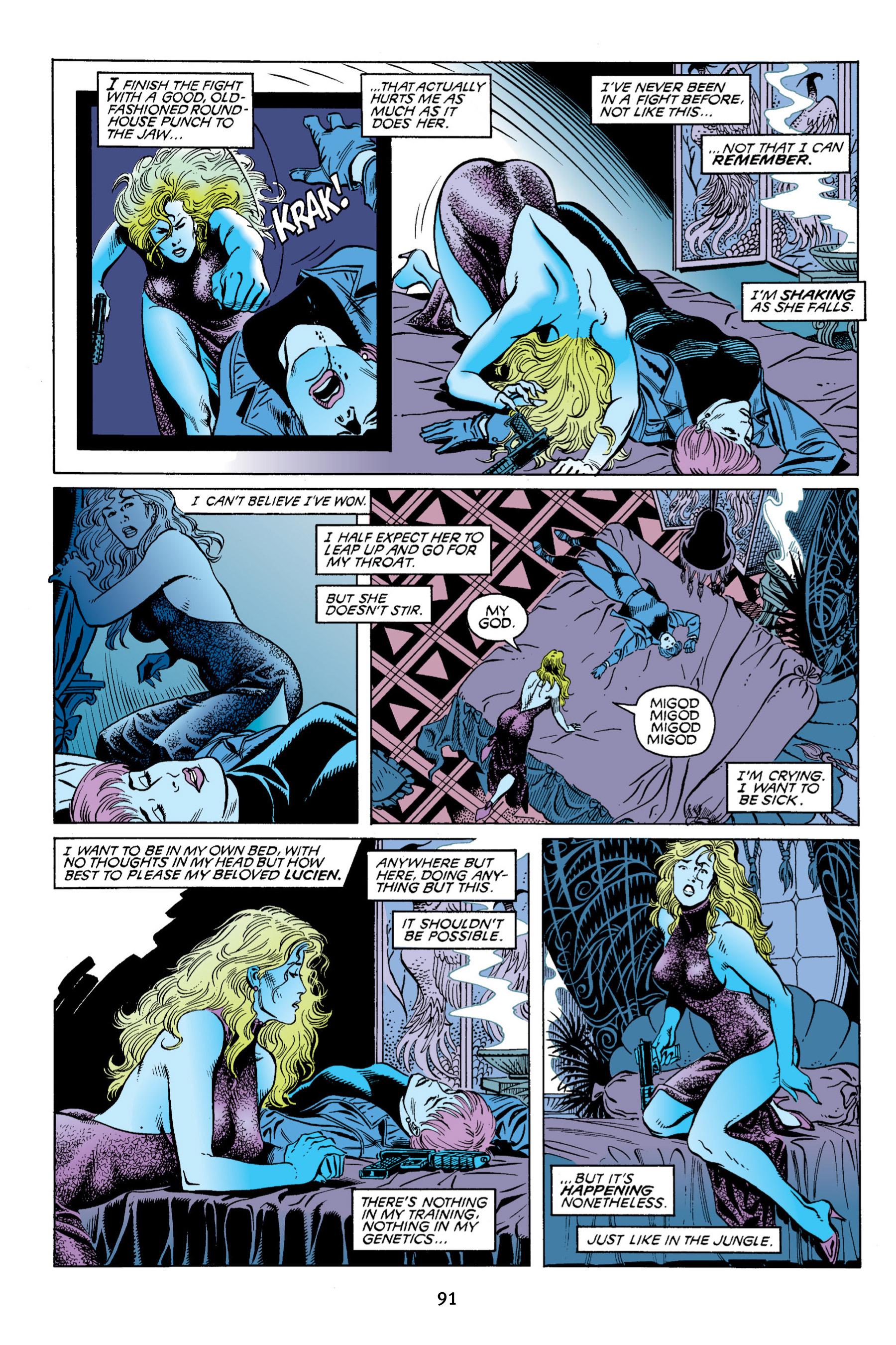 Read online Aliens vs. Predator Omnibus comic -  Issue # _TPB 2 Part 1 - 90