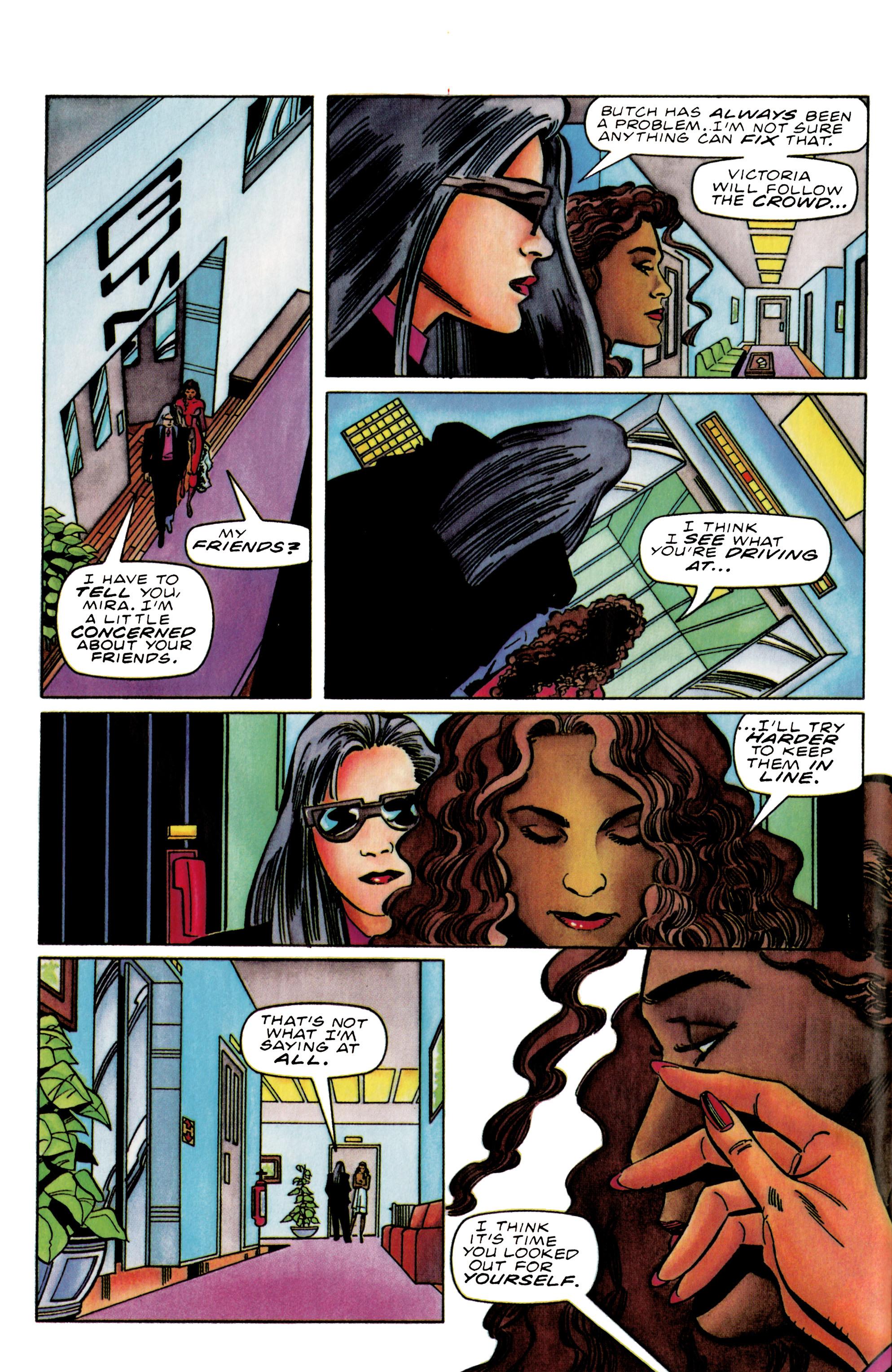 Read online Harbinger (1992) comic -  Issue #39 - 9