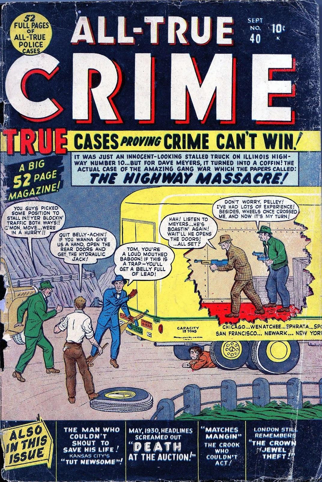 All-True Crime 40 Page 1