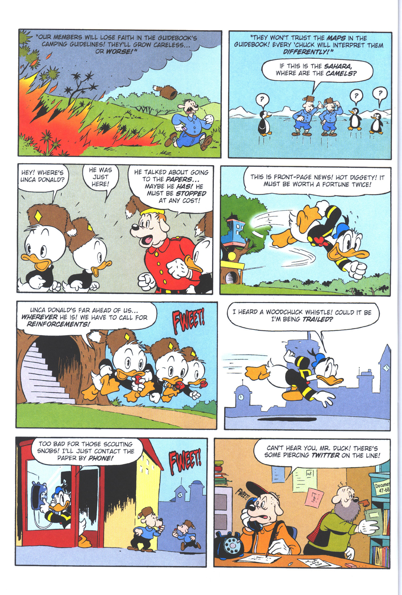 Read online Uncle Scrooge (1953) comic -  Issue #383 - 40