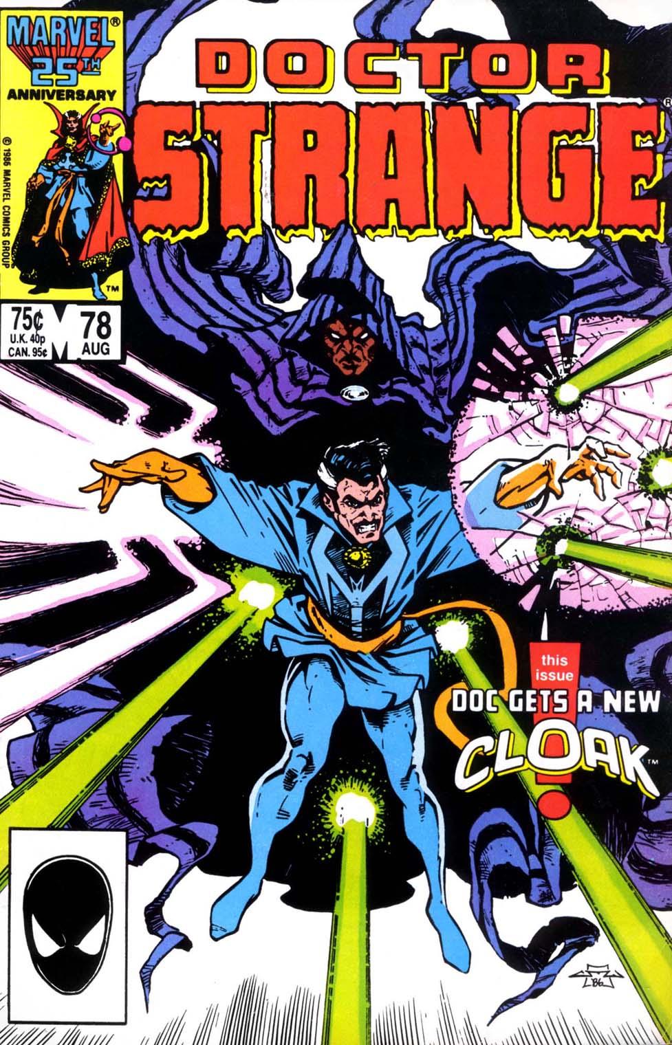 Doctor Strange (1974) 78 Page 1