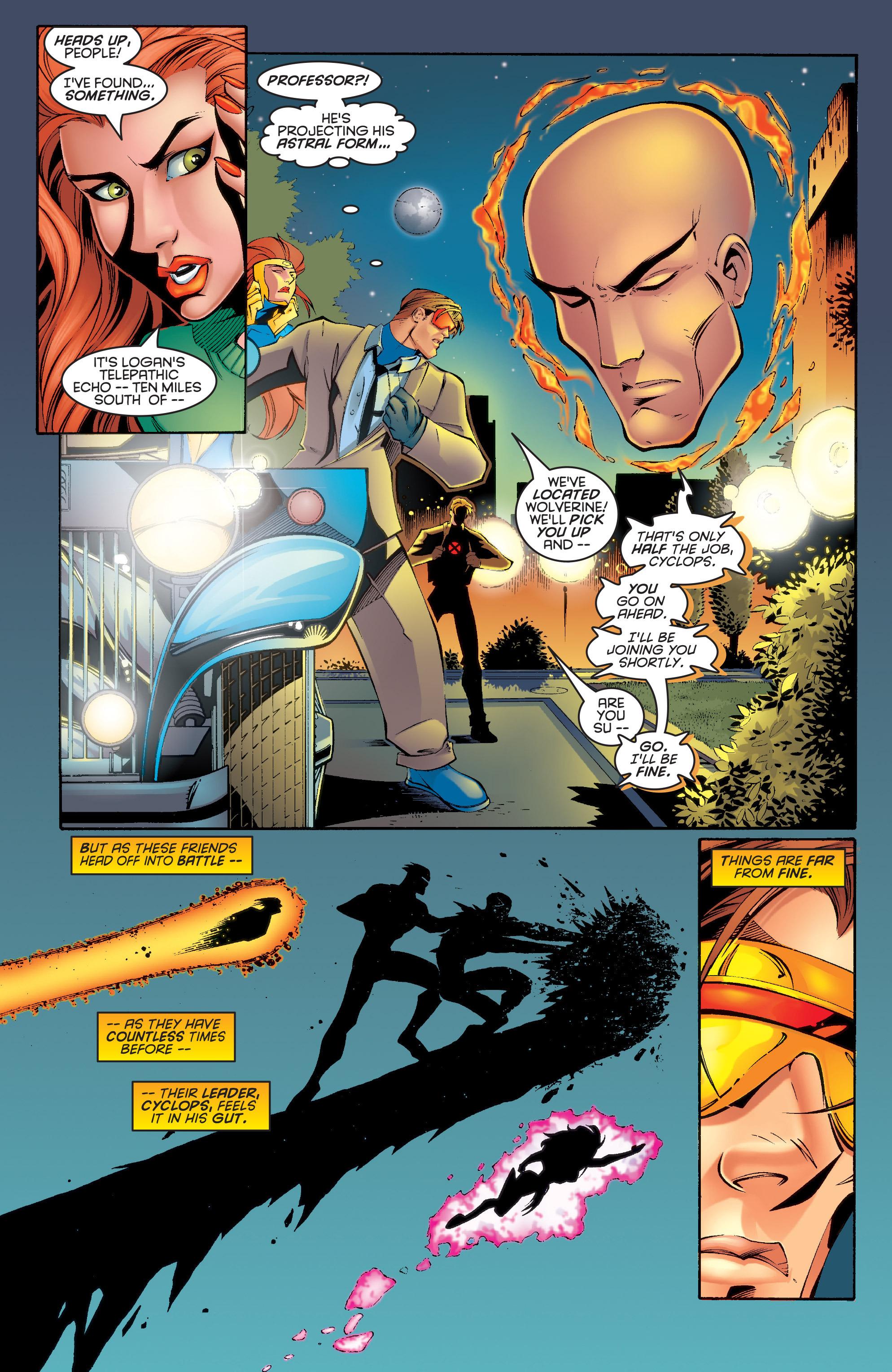 Read online Uncanny X-Men (1963) comic -  Issue #332 - 7