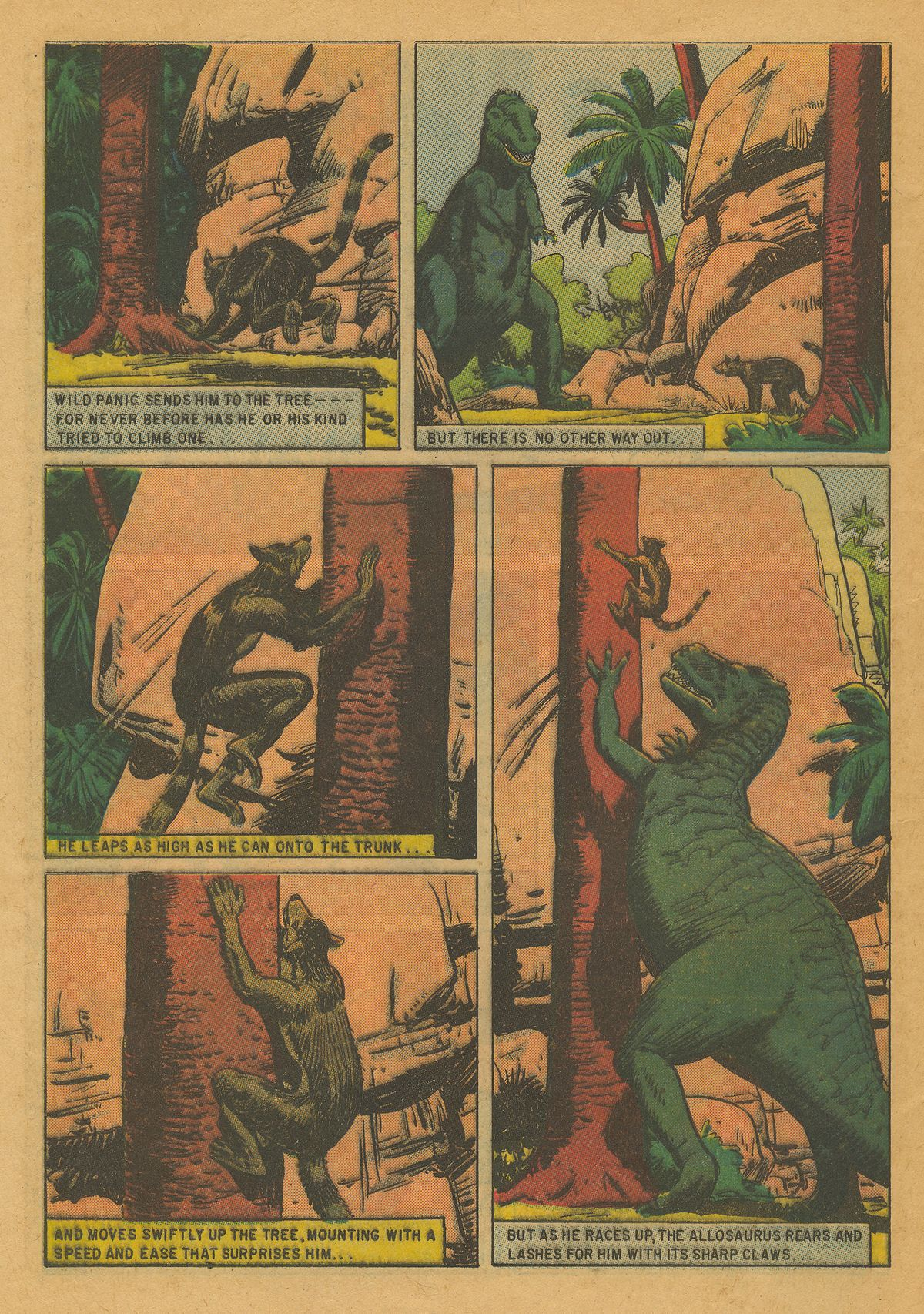 Read online Turok, Son of Stone comic -  Issue #10 - 32