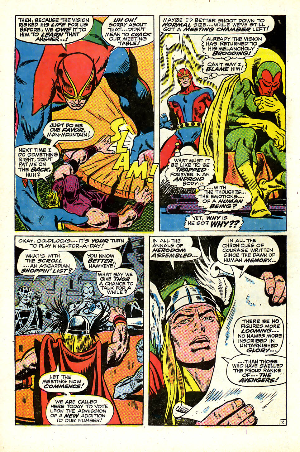 The Avengers (1963) 58 Page 7