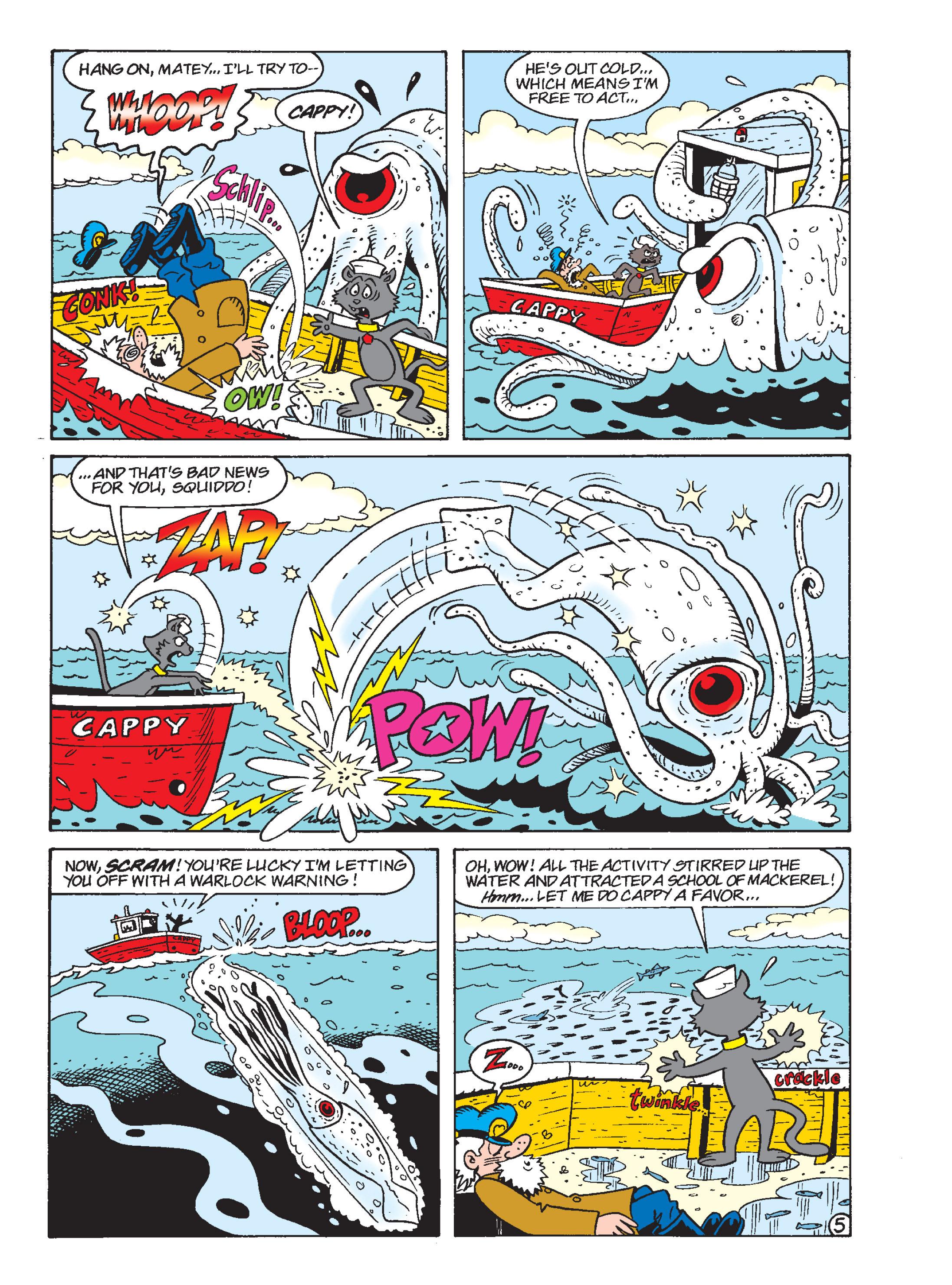 Read online Archie 1000 Page Comics Blowout! comic -  Issue # TPB (Part 1) - 152