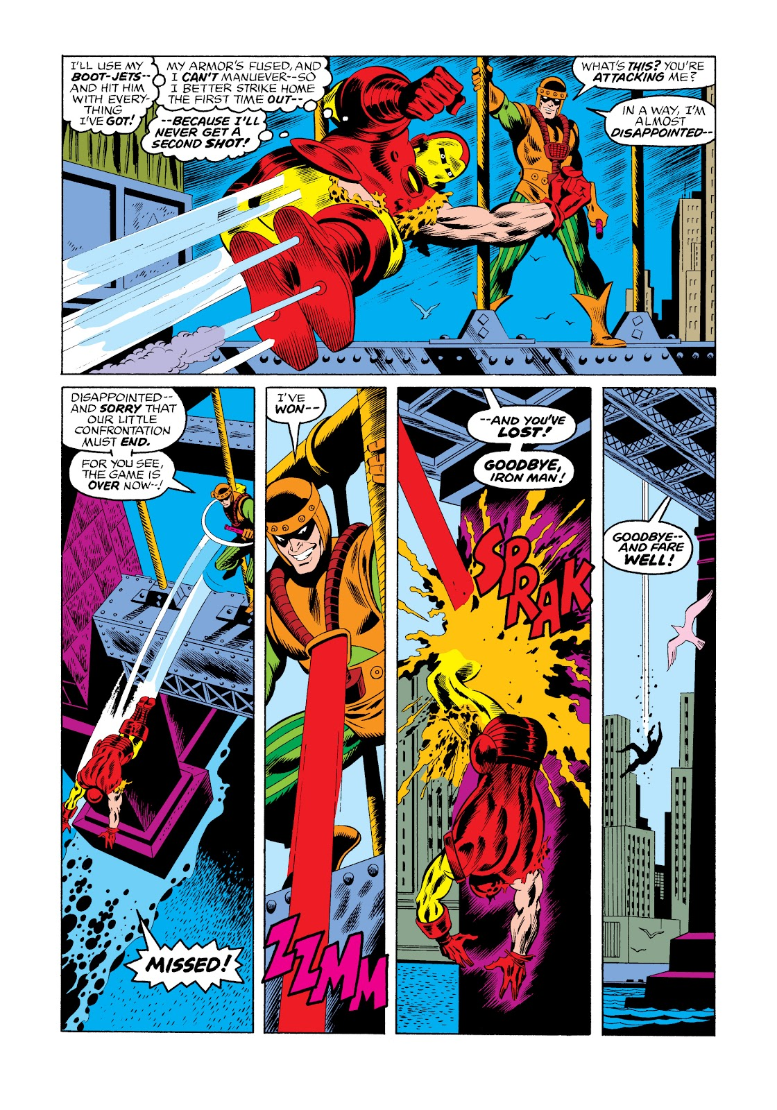 Read online Marvel Masterworks: The Invincible Iron Man comic -  Issue # TPB 11 (Part 3) - 38