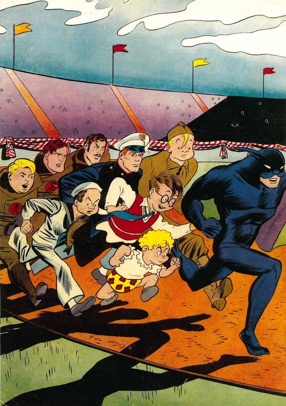 Read online 75 Years Of DC Comics comic -  Issue # TPB (Part 1) - 74