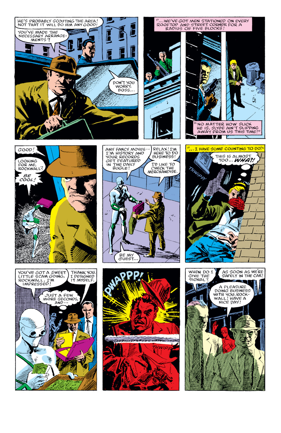 The Amazing Spider-Man (1963) 272 Page 17