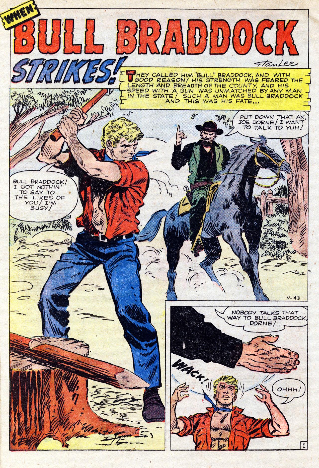 Read online Two-Gun Kid comic -  Issue #58 - 20