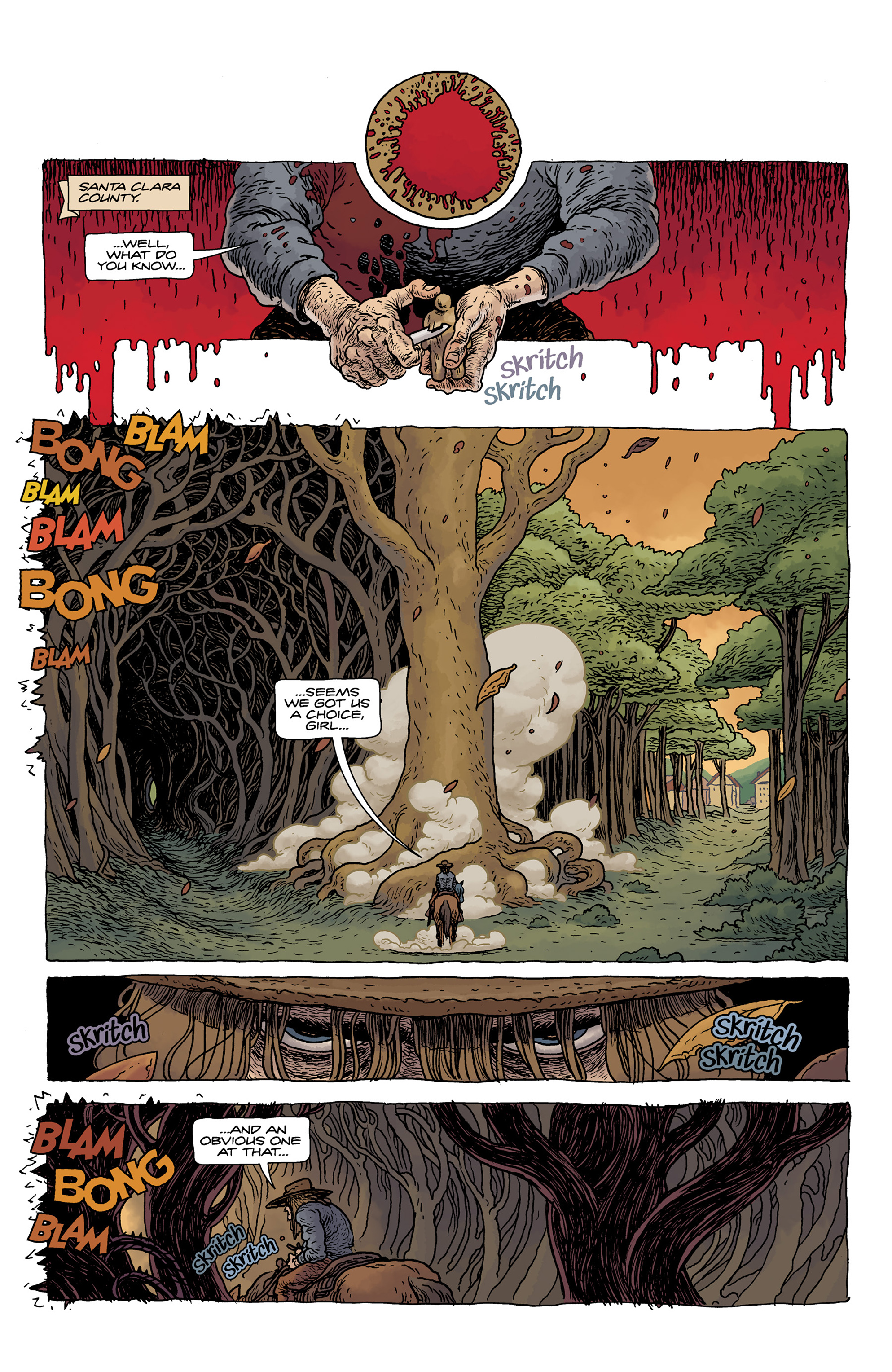 House of Penance 1 Page 18