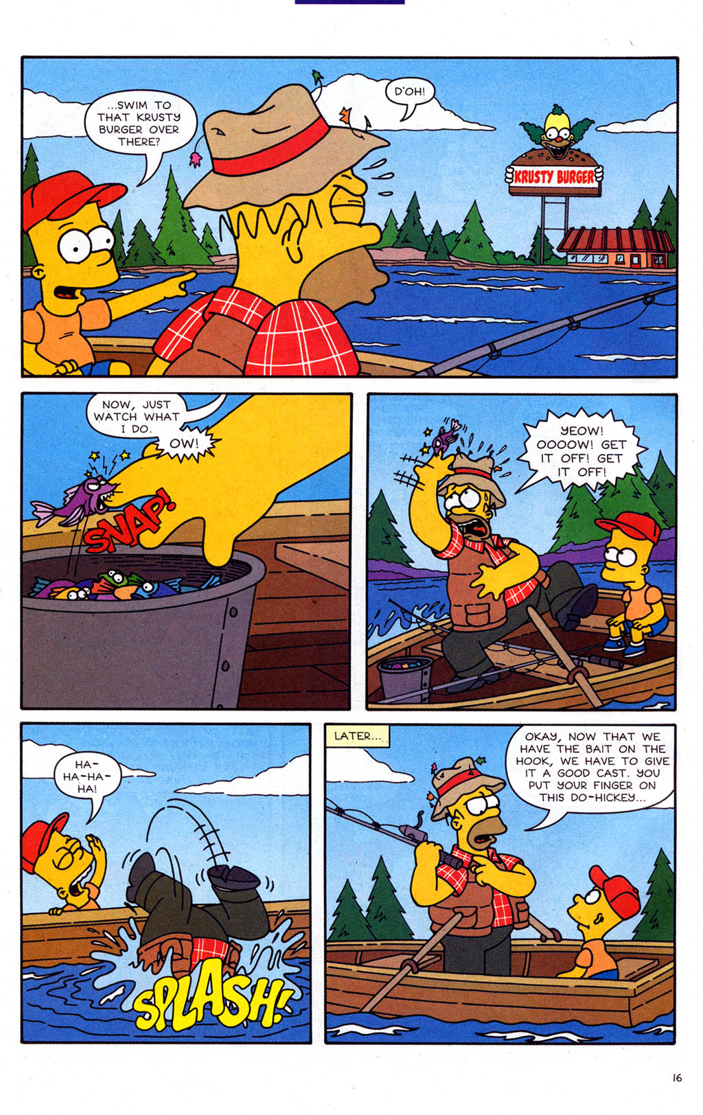 Read online Simpsons Comics Presents Bart Simpson comic -  Issue #22 - 18