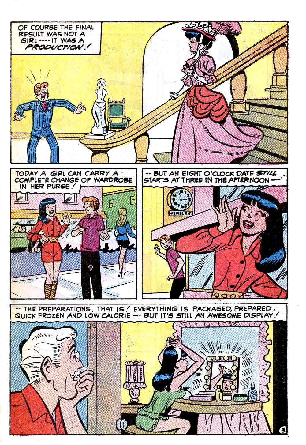 Read online Archie (1960) comic -  Issue #215 - 31