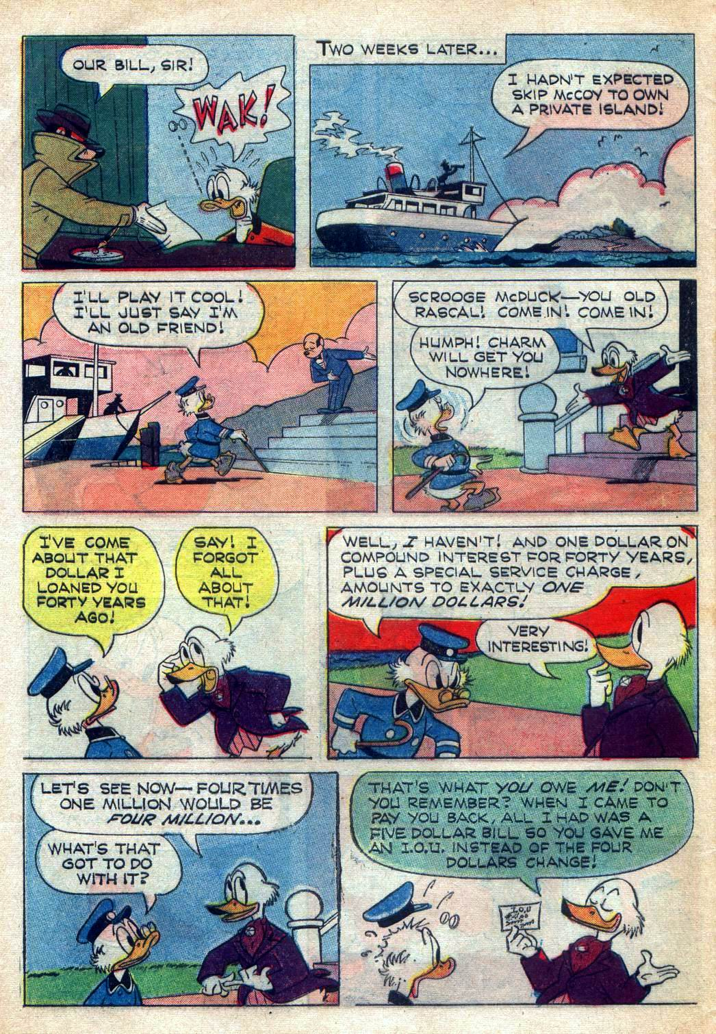 Read online Uncle Scrooge (1953) comic -  Issue #78 - 8