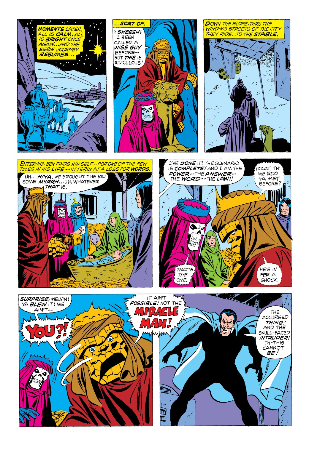 Read online Marvel Two-In-One Epic Collection: Cry Monster comic -  Issue # TPB (Part 2) - 91