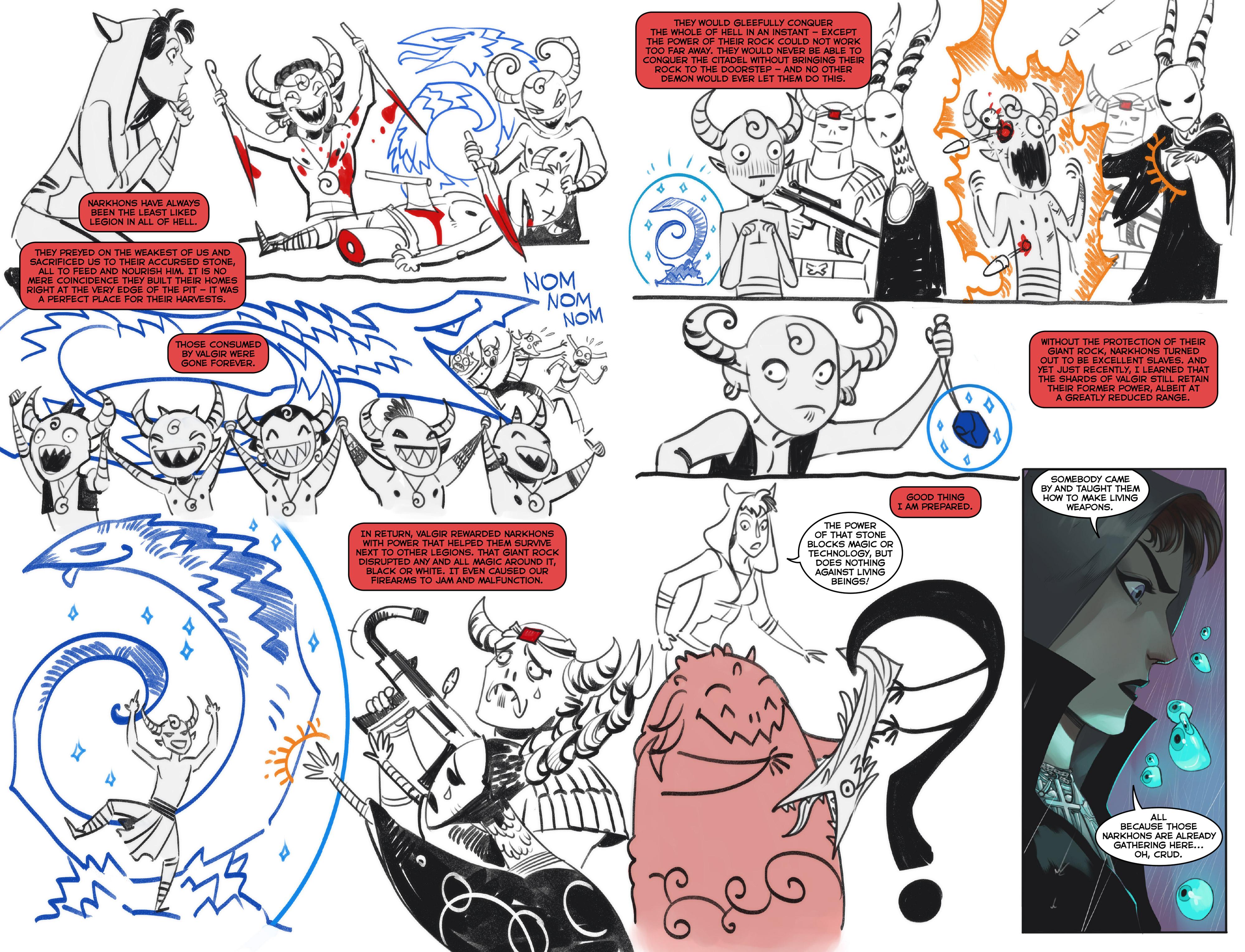 Read online Demonslayer, Vol. 2 comic -  Issue #4 - 12