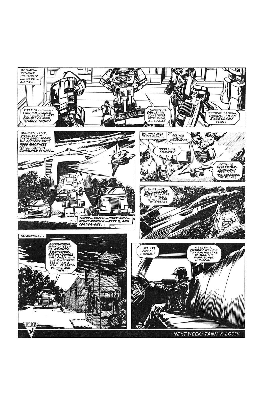 Read online Robo Machines comic -  Issue # TPB - 59