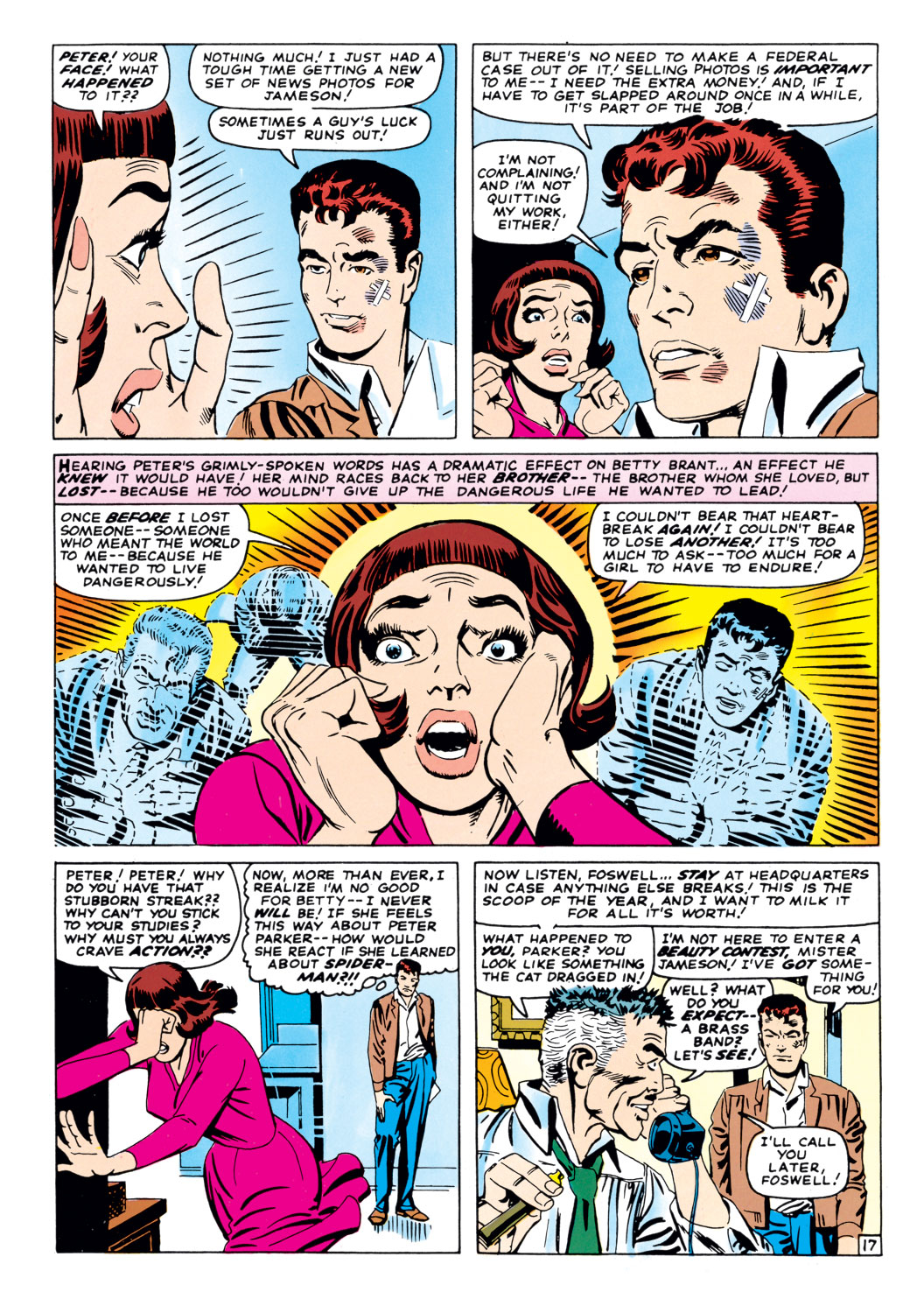 The Amazing Spider-Man (1963) 33 Page 17