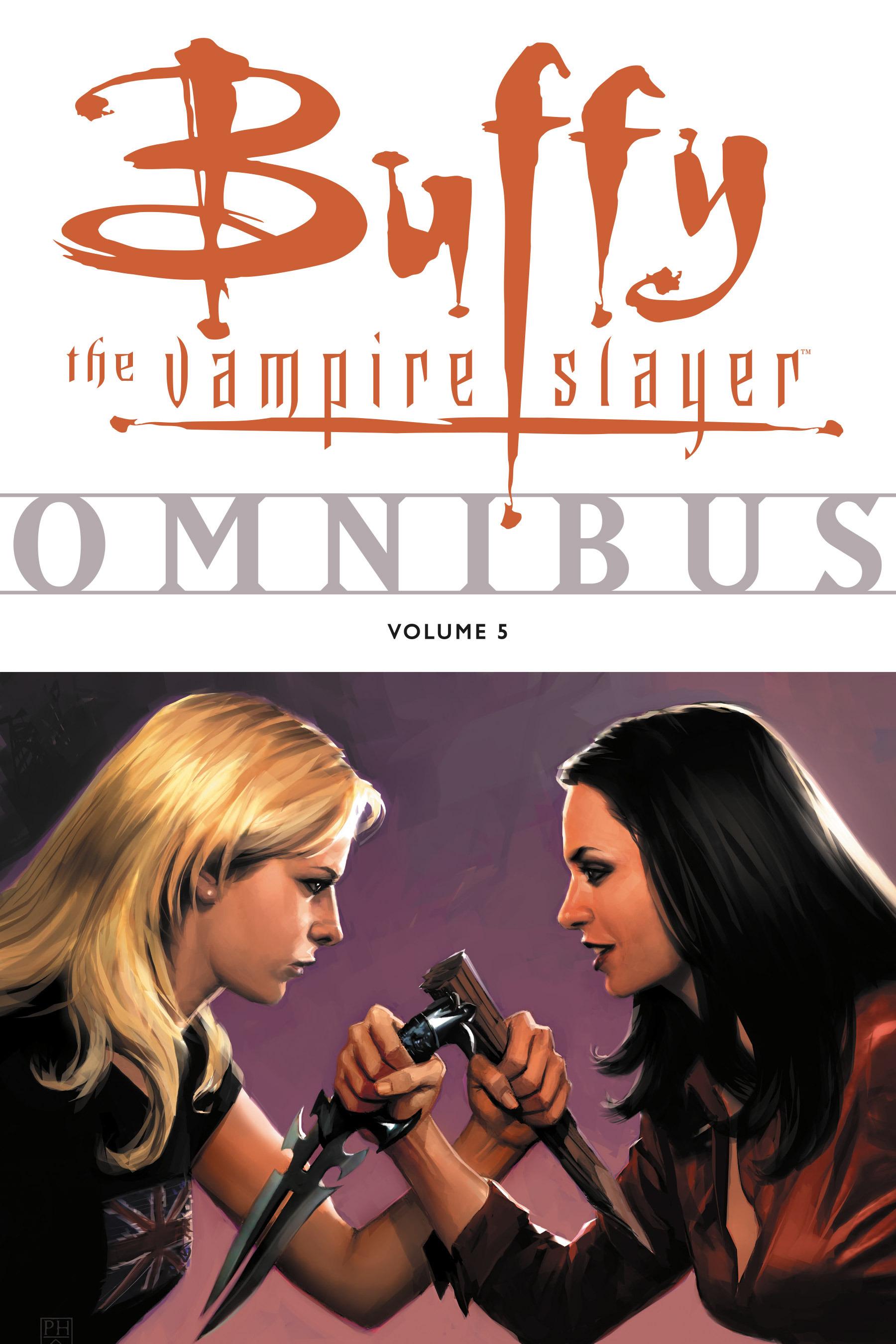 Read online Buffy the Vampire Slayer: Omnibus comic -  Issue # TPB 5 - 1