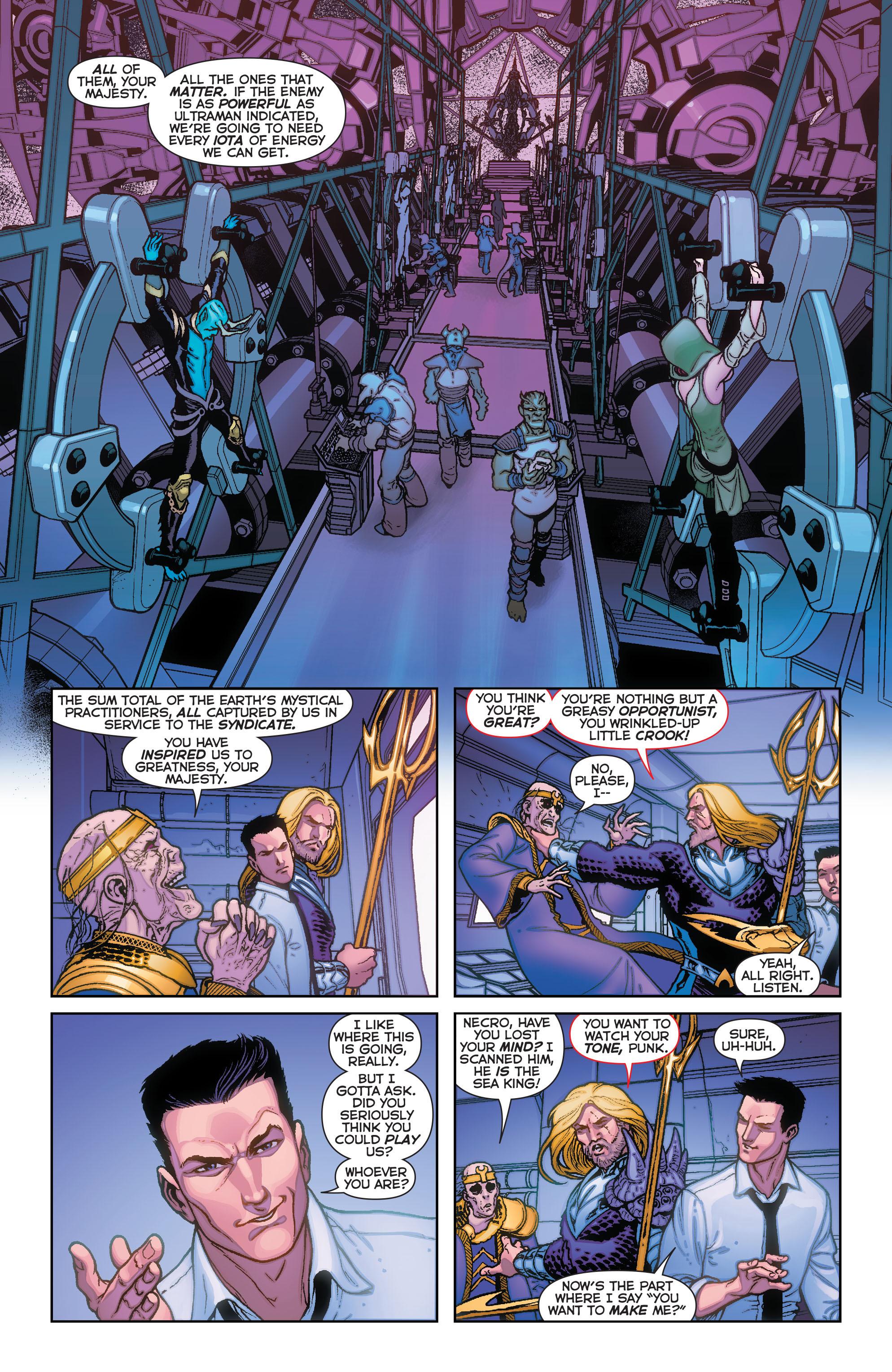 Read online Trinity of Sin: Pandora comic -  Issue #8 - 4