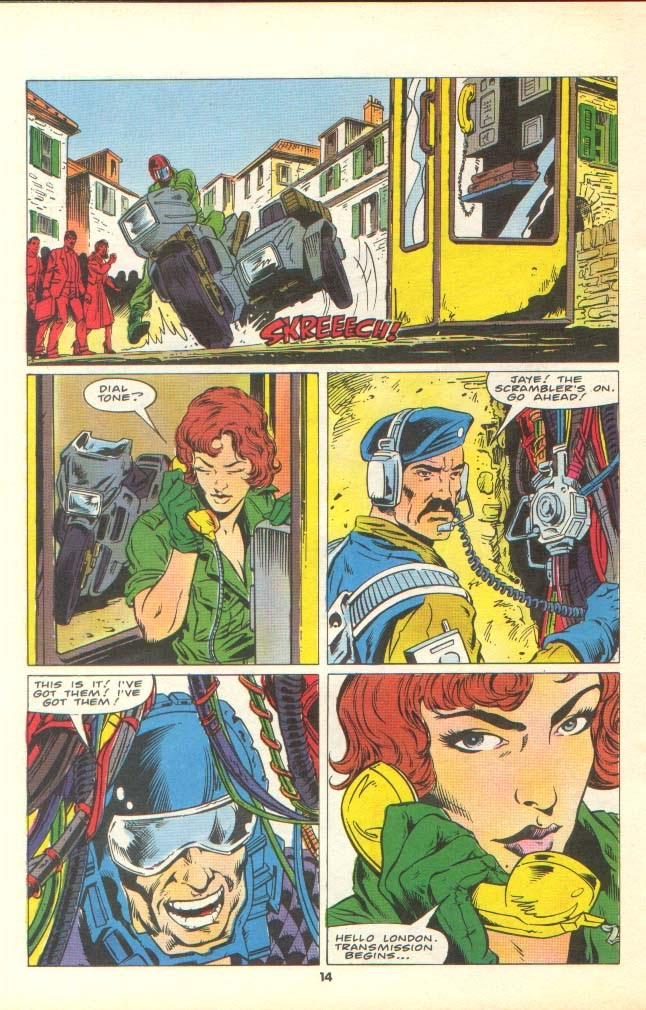 G.I. Joe European Missions issue 7 - Page 13