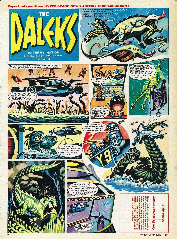 Read online TV Century 21 (TV 21) comic -  Issue #73 - 19