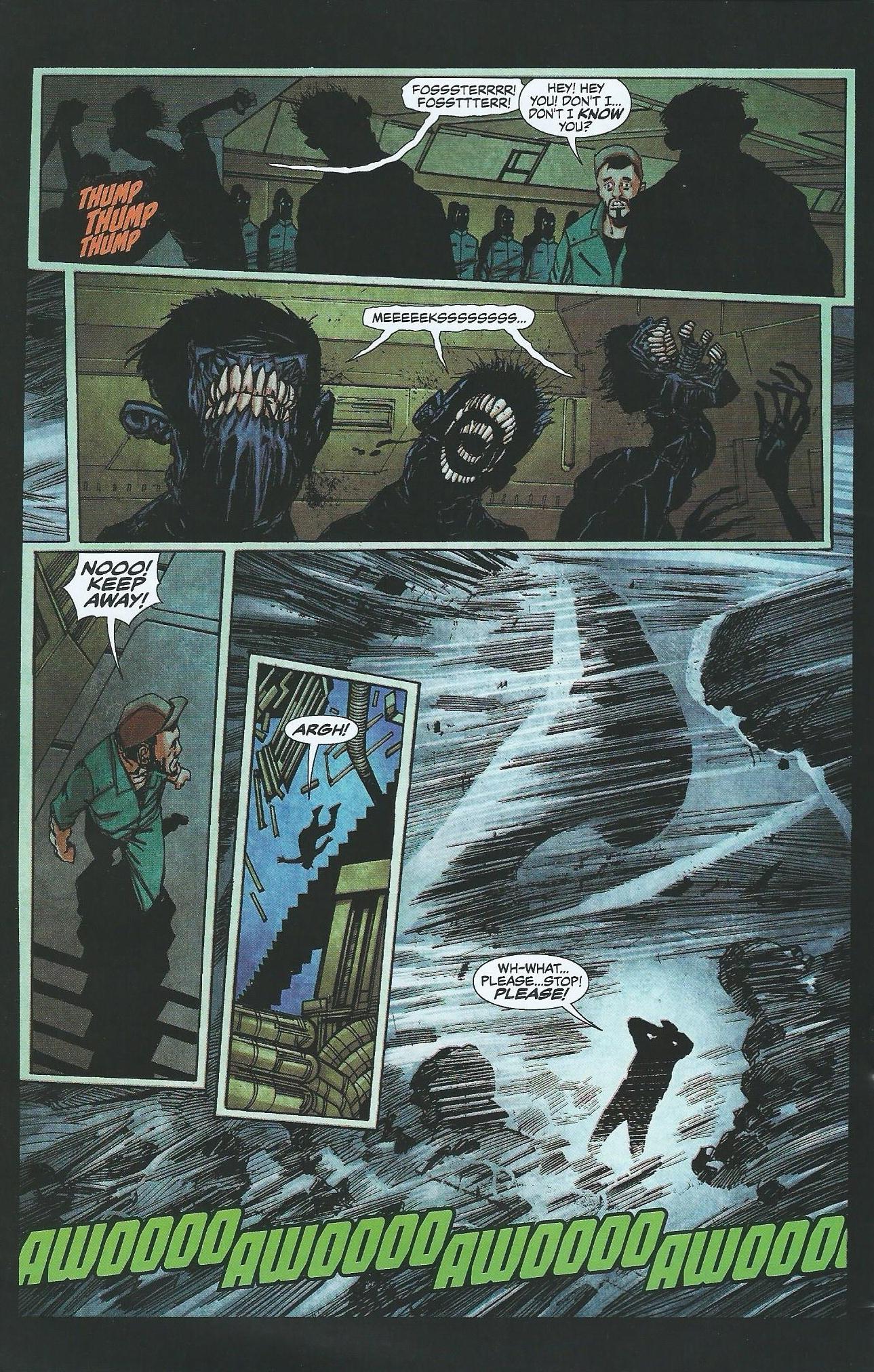 Read online Alien: Isolation comic -  Issue # Full - 17