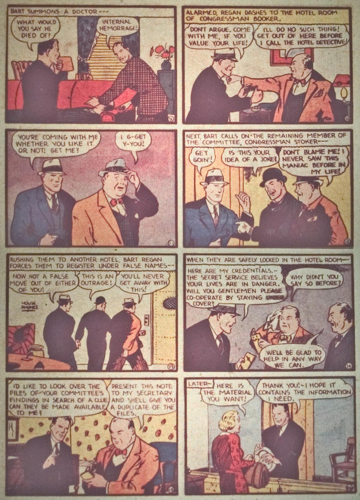 Read online Detective Comics (1937) comic -  Issue #27 - 24