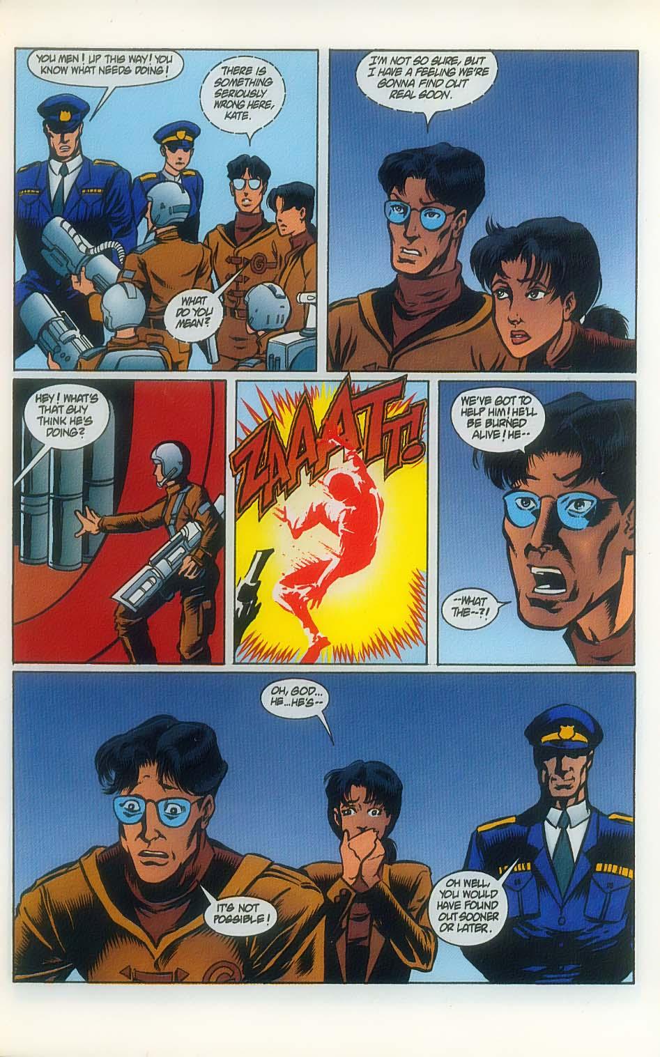 Godzilla (1995) Issue #7 #8 - English 18