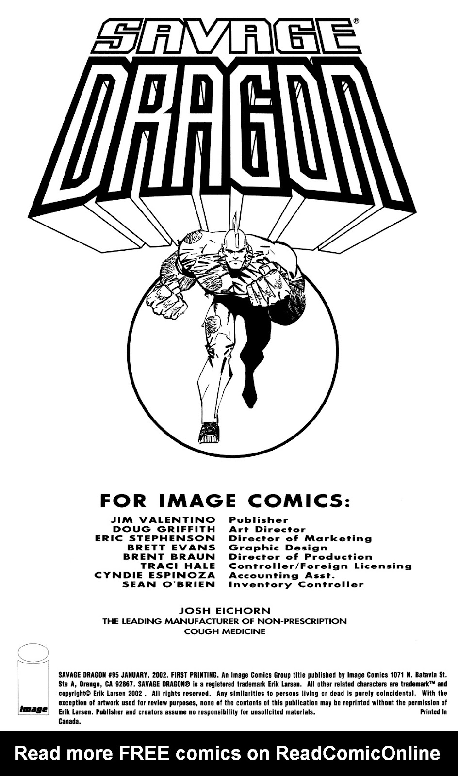 The Savage Dragon (1993) Issue #95 #98 - English 2