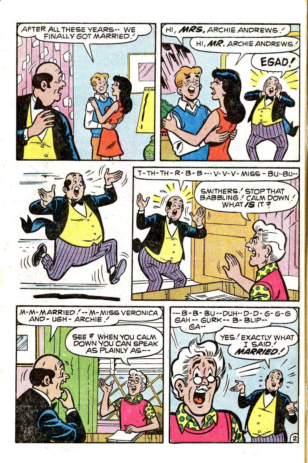 Read online Archie (1960) comic -  Issue #259 - 4