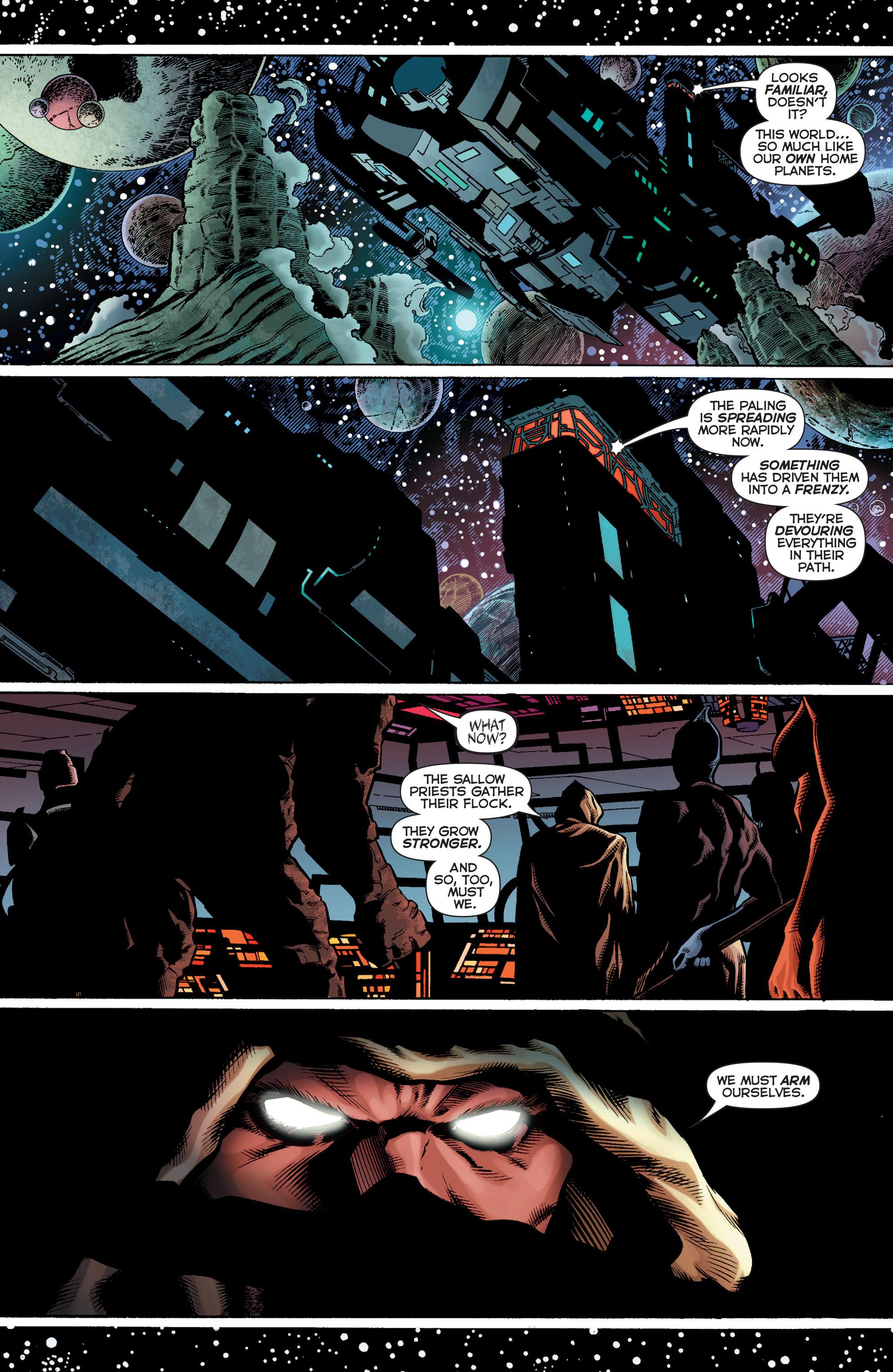 Read online Sinestro comic -  Issue #9 - 4