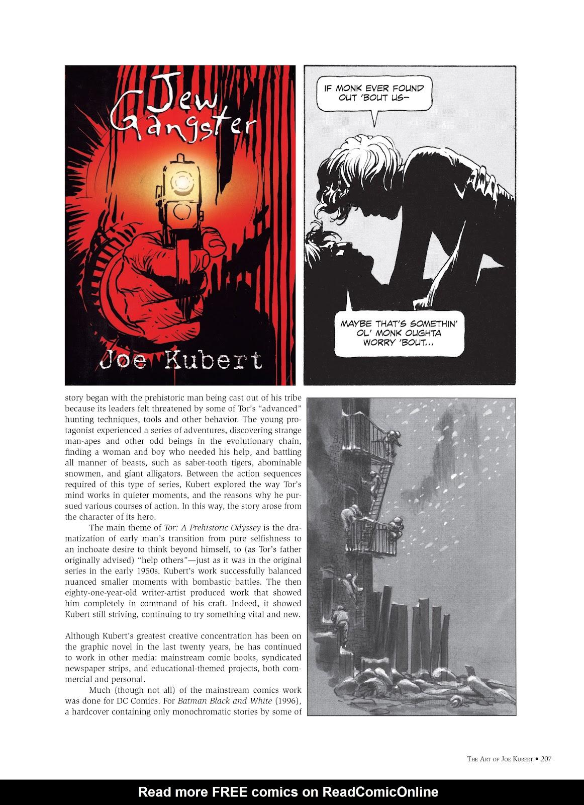 Read online The Art of Joe Kubert comic -  Issue # TPB (Part 3) - 7