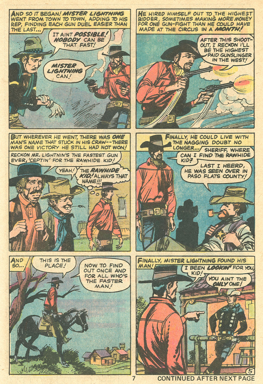 The Rawhide Kid (1955) issue 141 - Page 9
