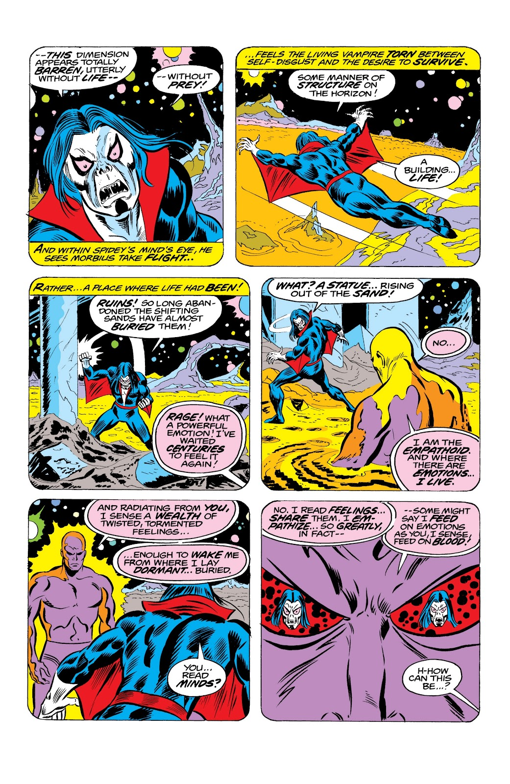 Read online Marvel Masterworks: The Spectacular Spider-Man comic -  Issue # TPB (Part 2) - 27